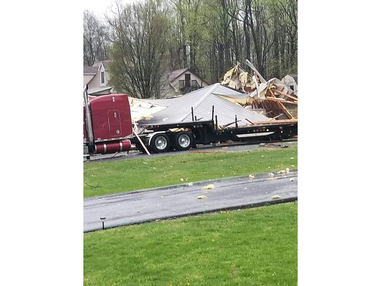 Another tornado in central Pa.? National Weather Service is investigating