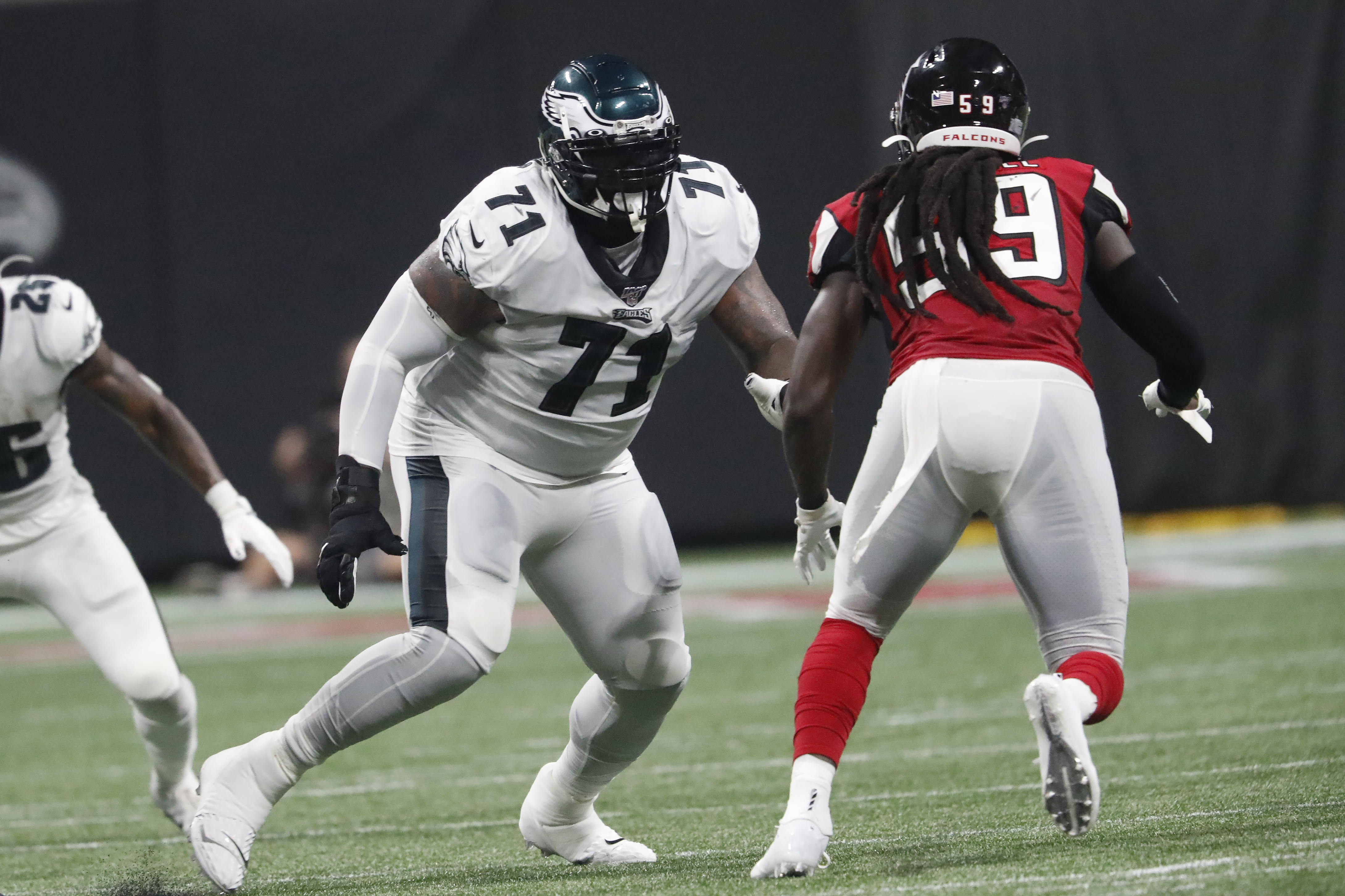 Eagles injury updates on Jason Peters, DeSean Jackson, Jalen Mills, others | At least 1 key player expected to miss Cowboys game