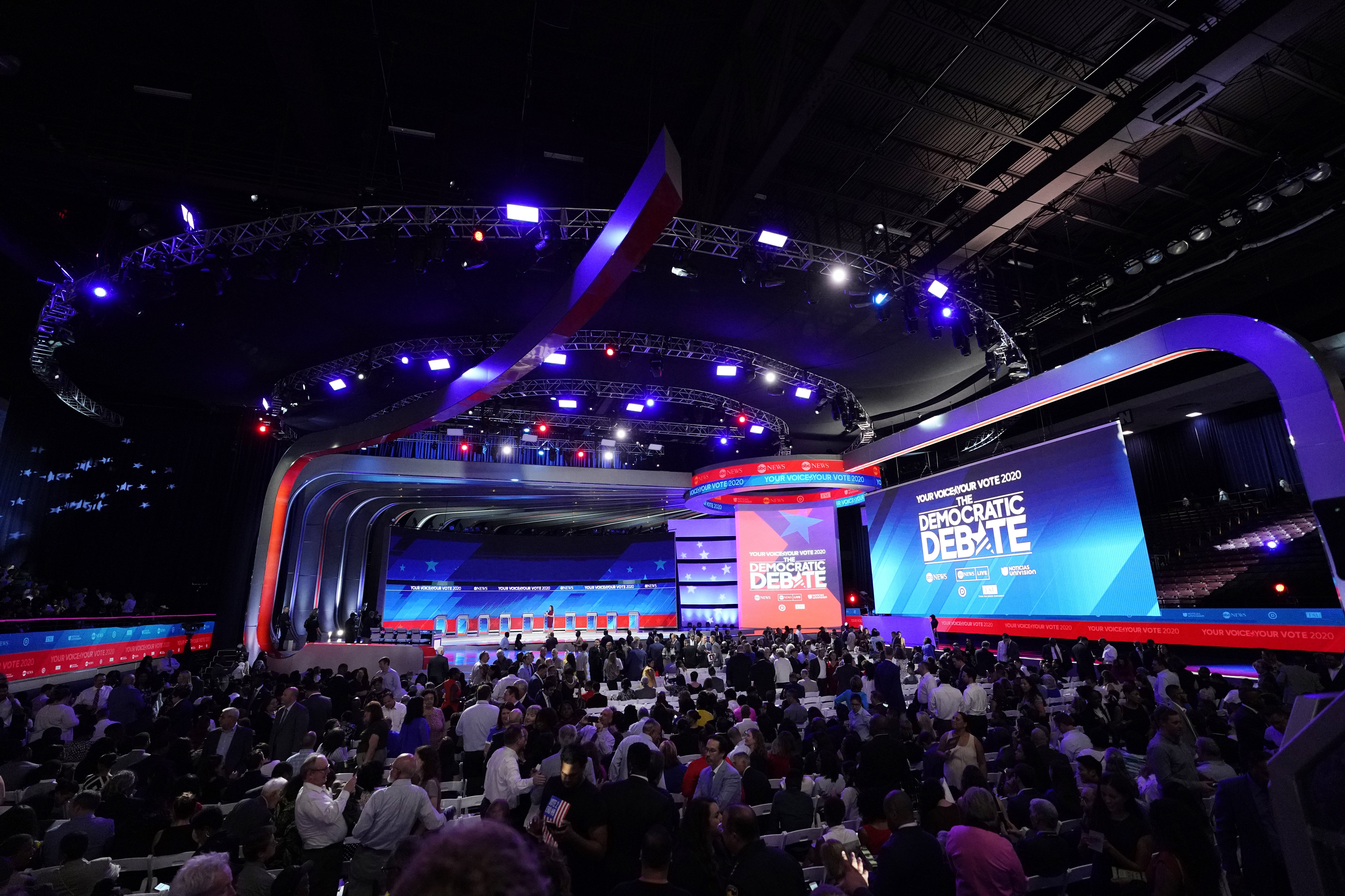 How to watch the fourth Democratic primary debate in Ohio