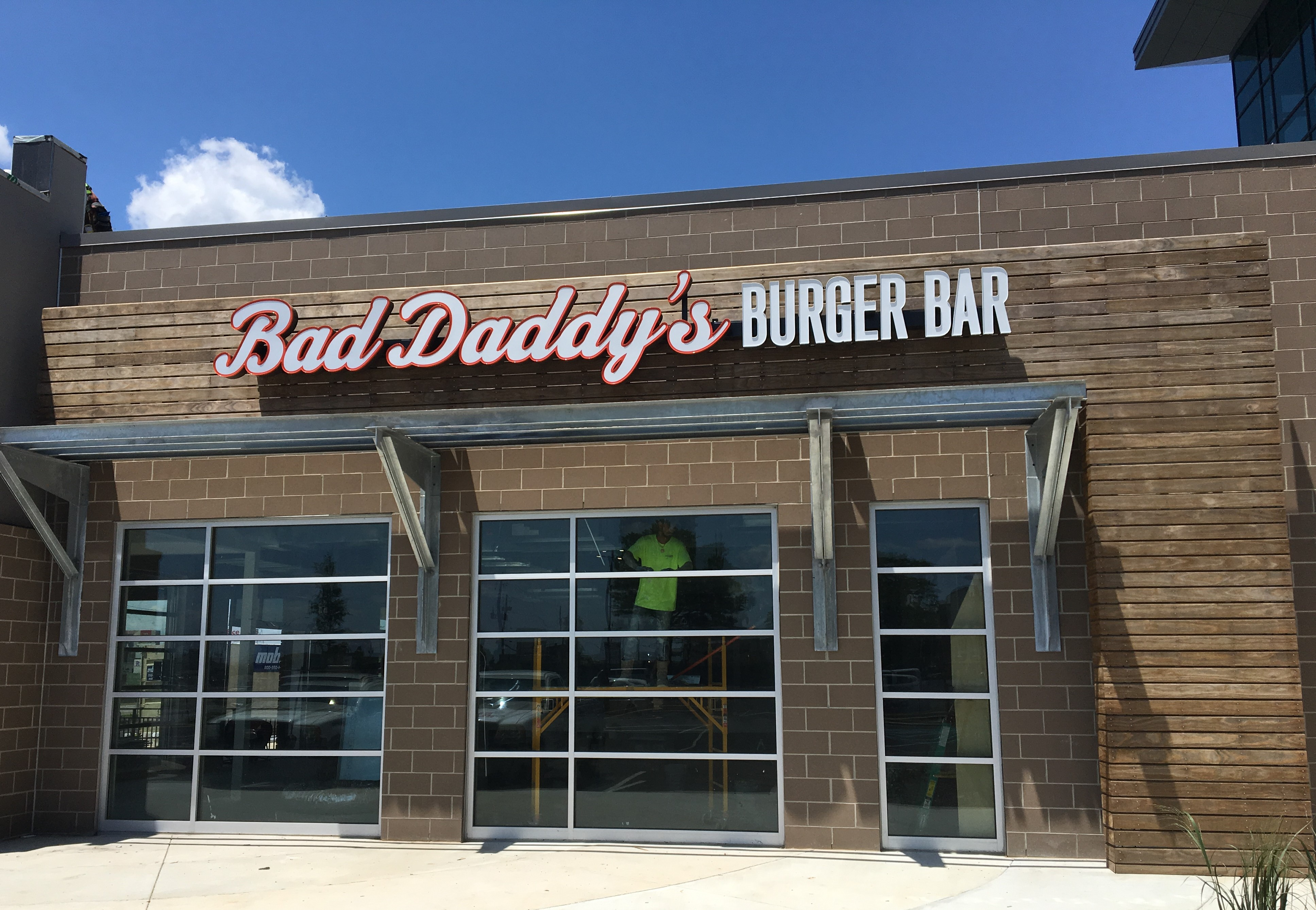 Bad Daddy's Burger Bar plans unique Huntsville opening
