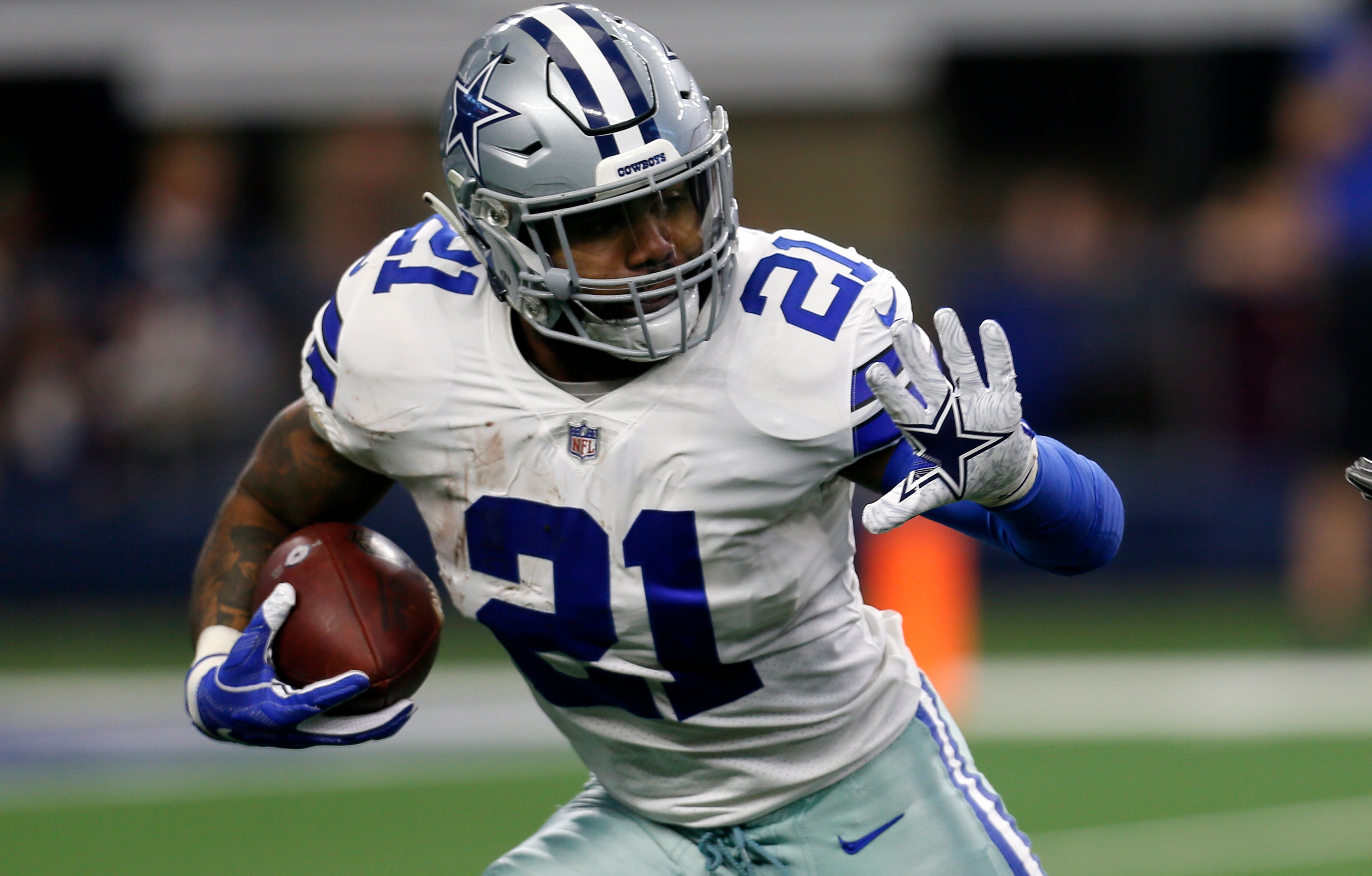 NFL trade rumors: Cowboys' Ezekiel Elliott to Colts?