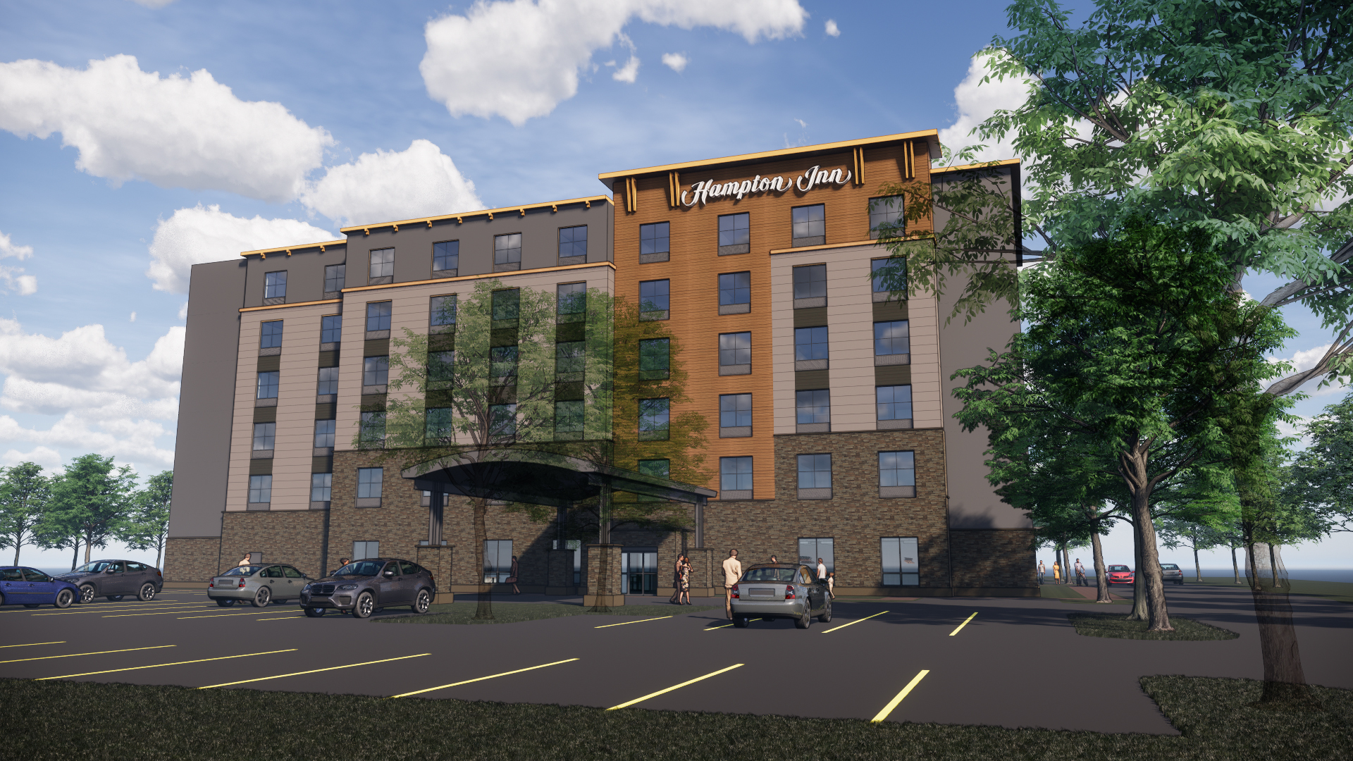 New major chain hotel to be built near Turning Stone Casino Resort
