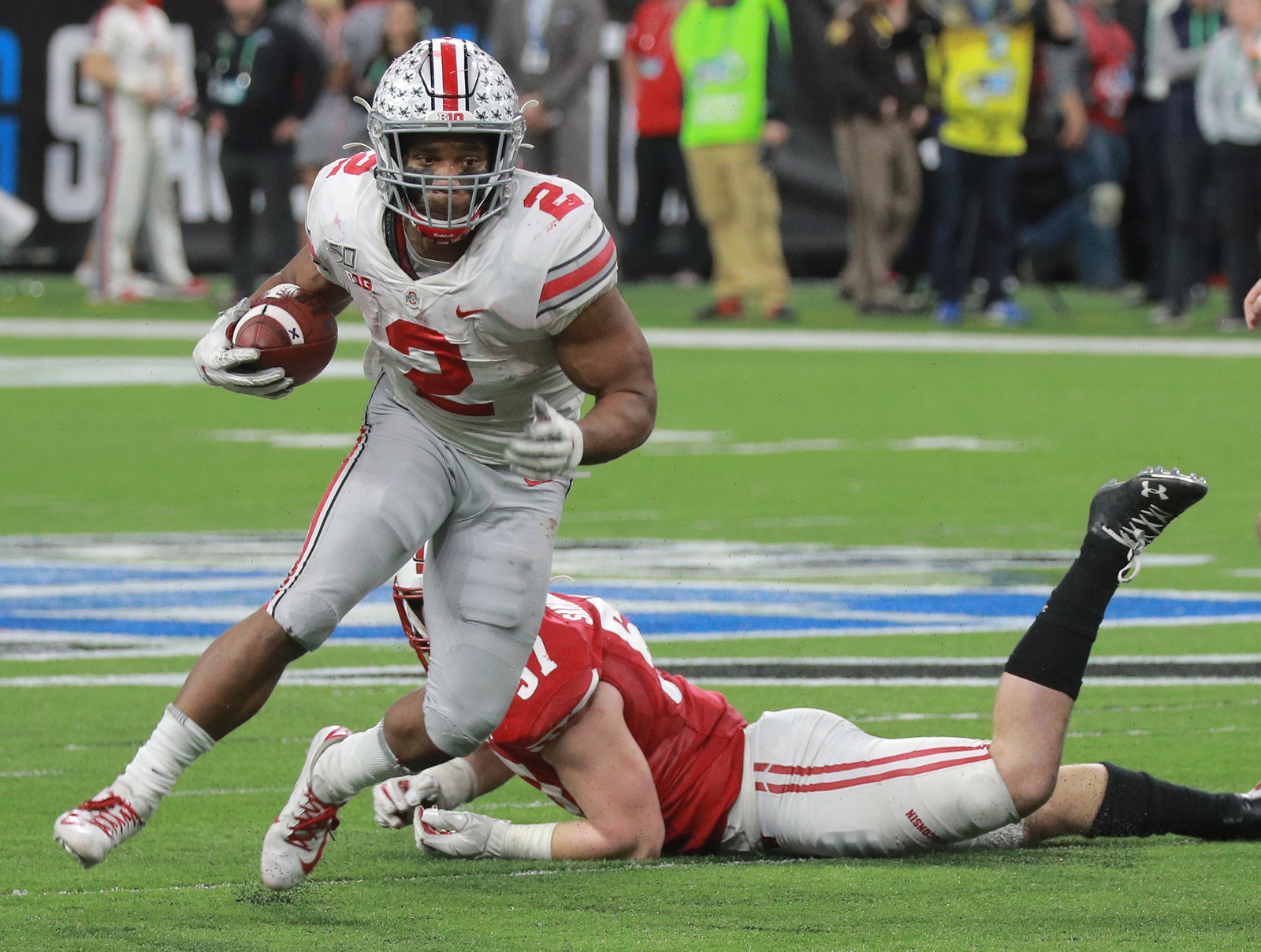 Where will Ohio State's J.K. Dobbins be taken in NFL Draft 2020 ...