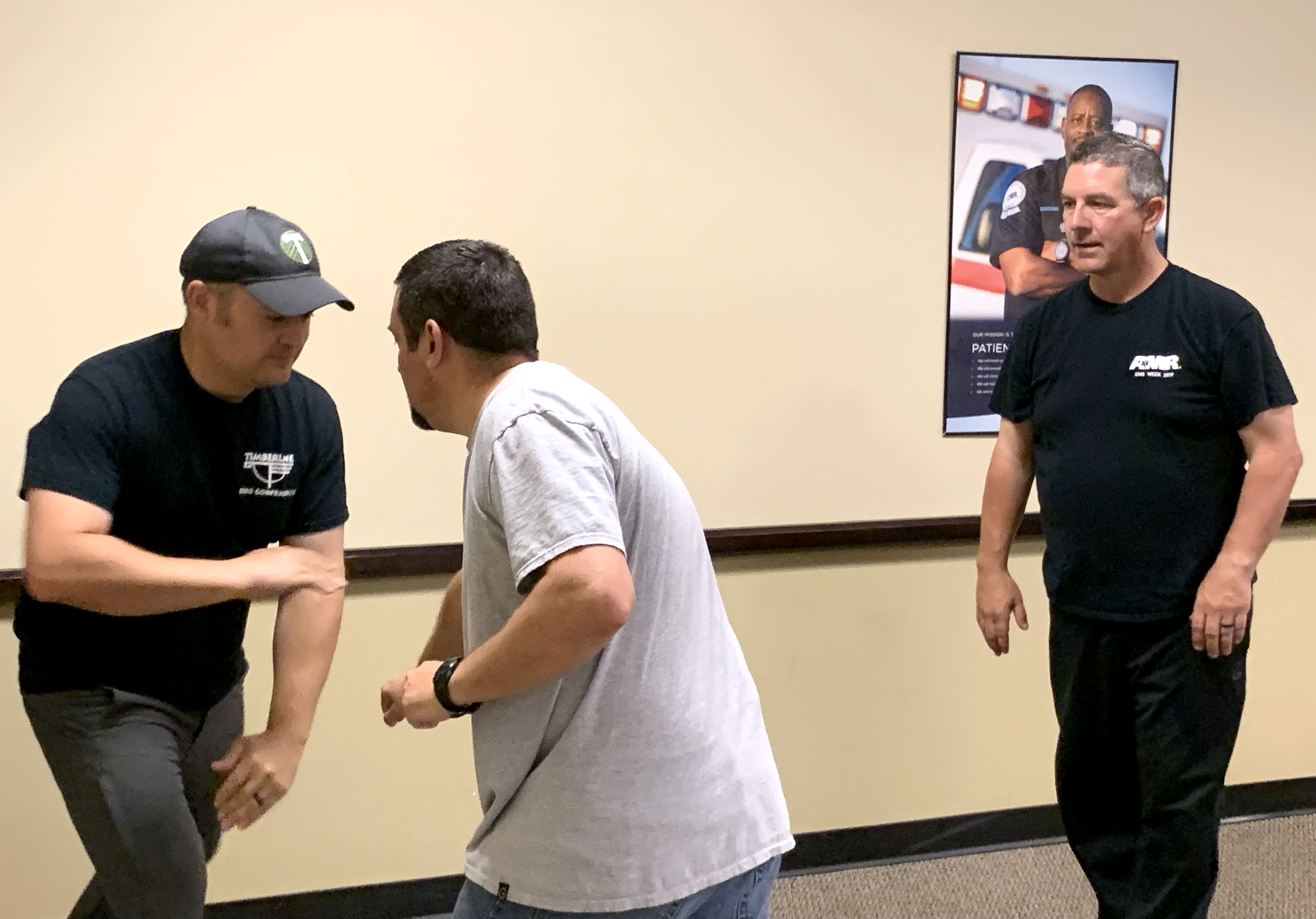 Portland-area paramedics learning self-defense to cope with growing threat from the public