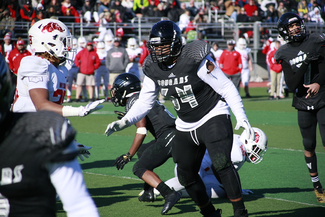 Pennsylvania Recruiting Notebook: Harrisburg's Nate Bruce heads to Penn State eyeing third offer this week