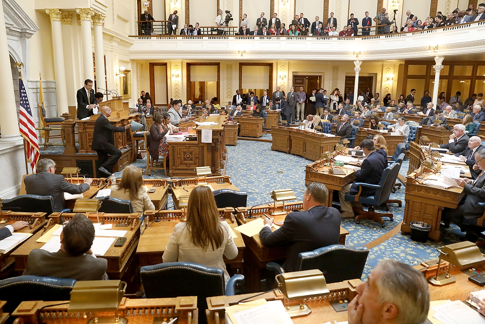 Democrats are environmentally friendly, right? Not in the N.J. Legislature, group says.