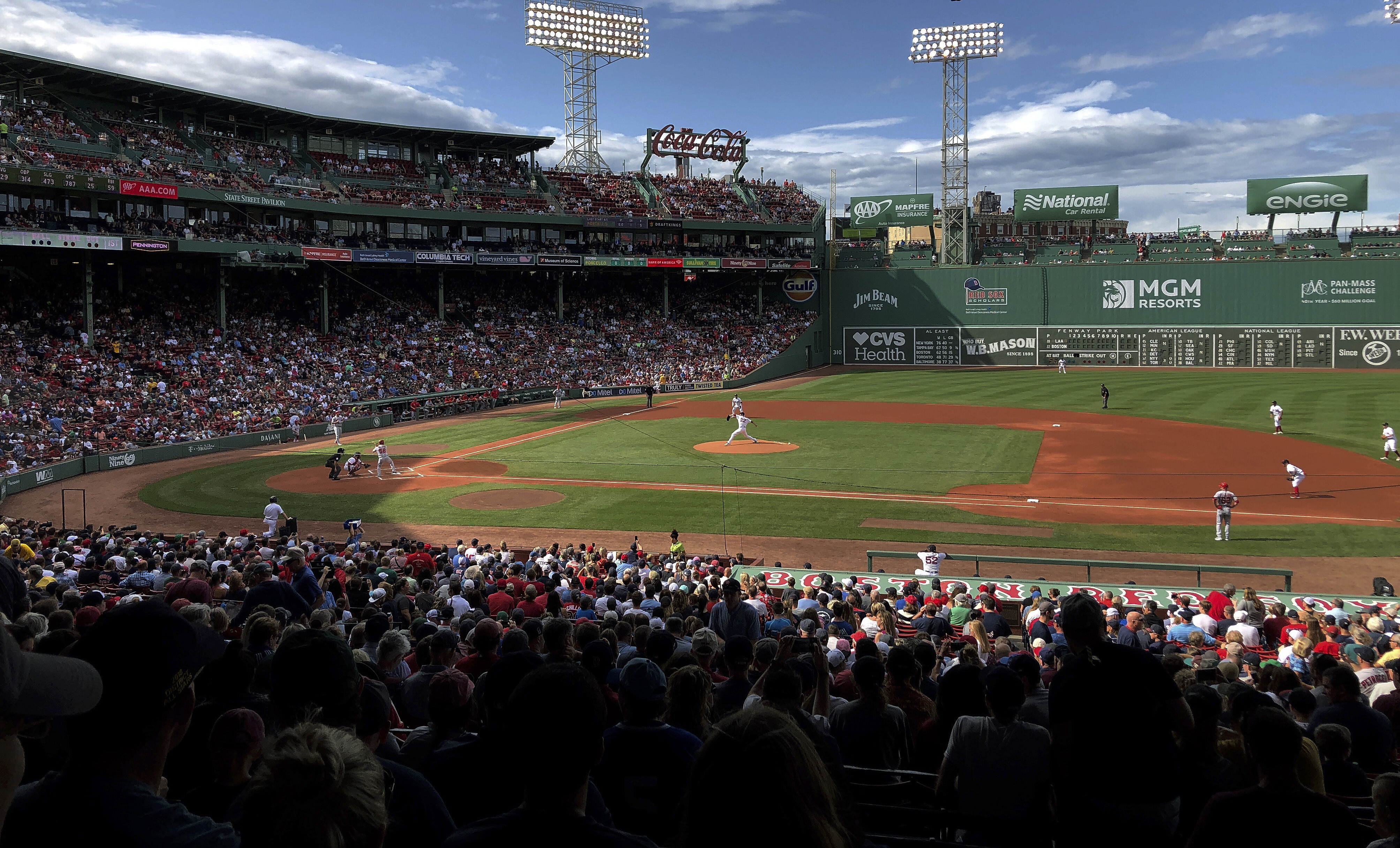 Boston Red Sox to increase ticket prices by an average of 1.7% in 2020