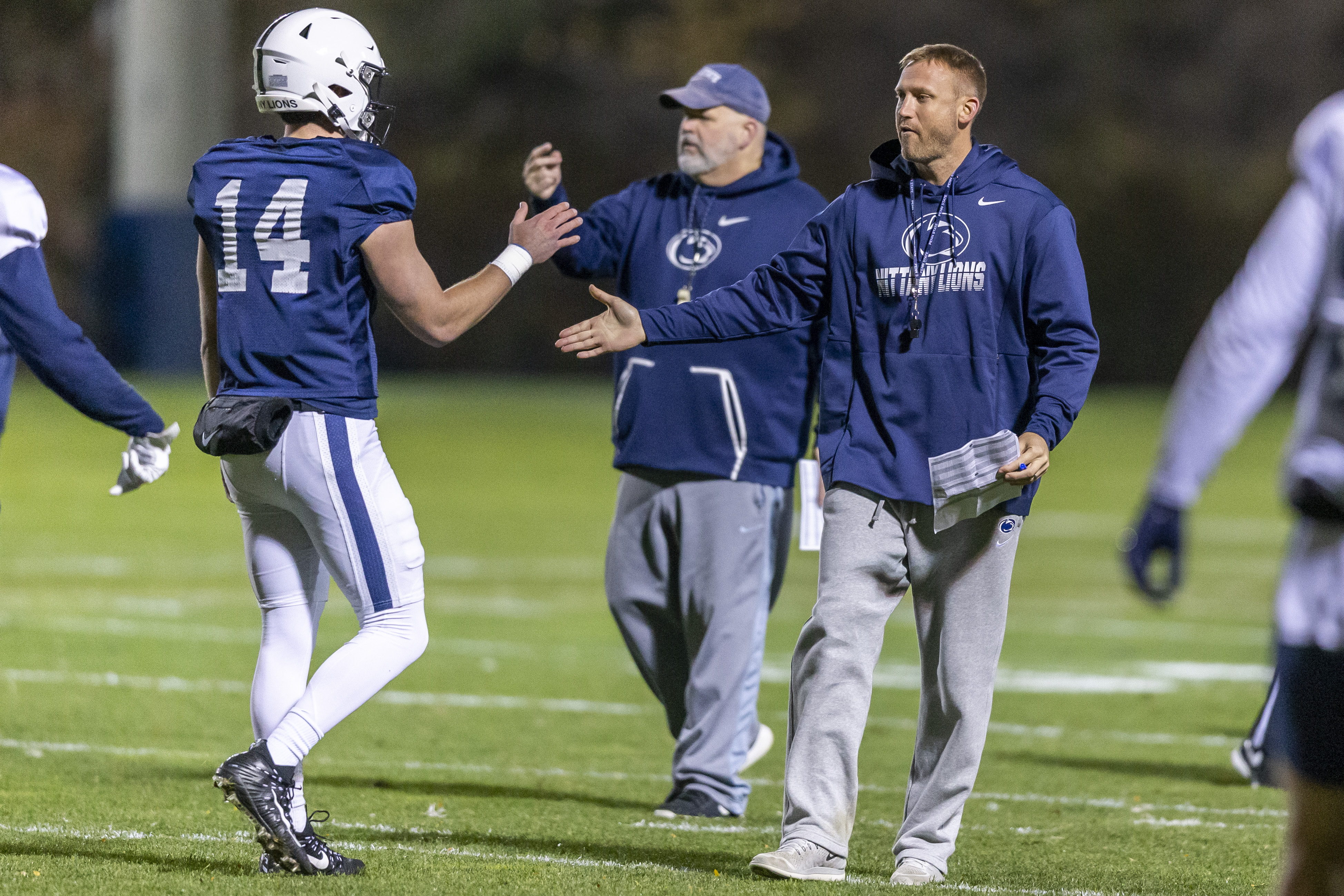 Penn State's Ricky Rahne officially named Old Dominion's new head coach