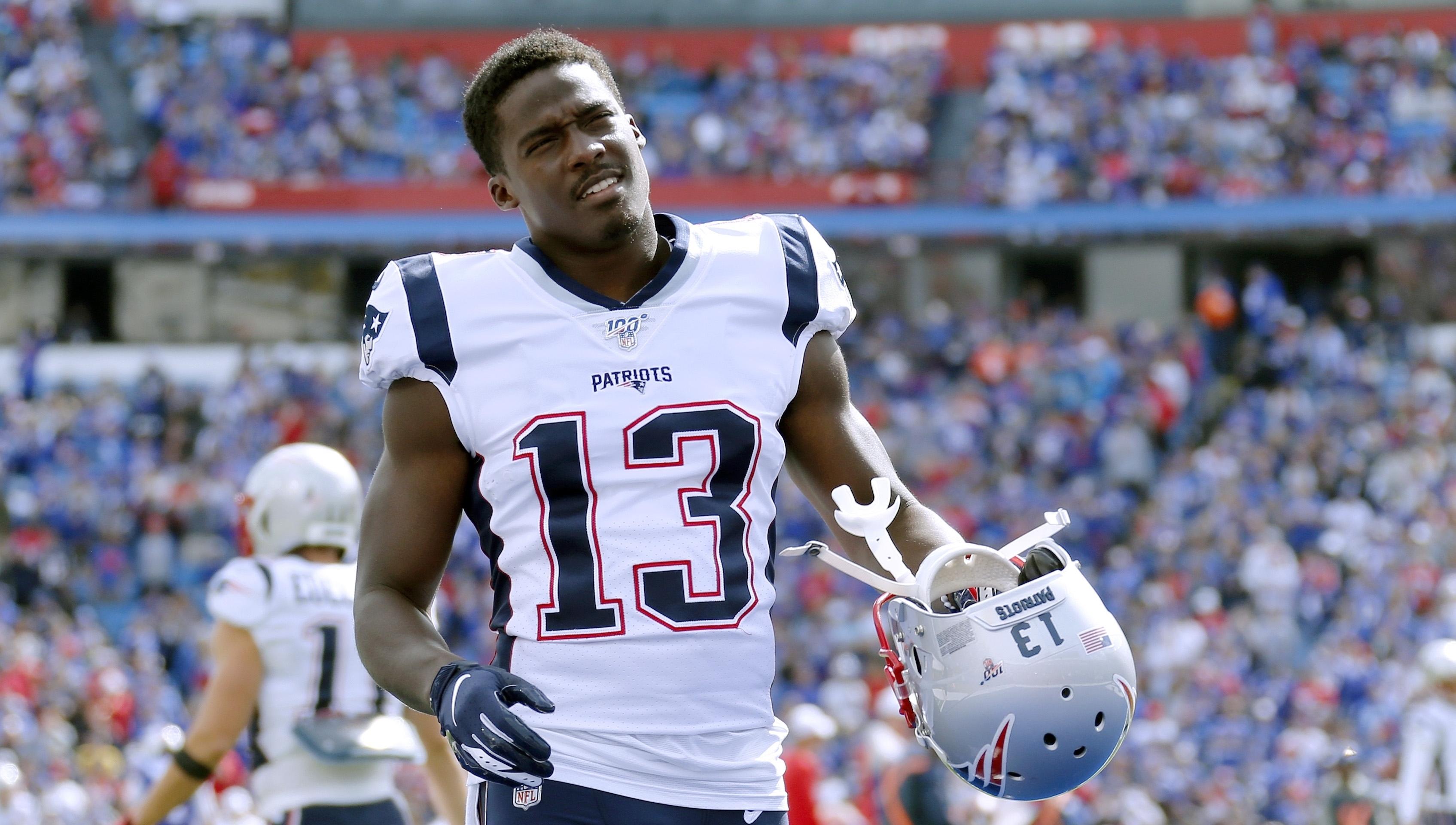New England Patriots rumors: WR Phillip Dorsett drawing interest ...