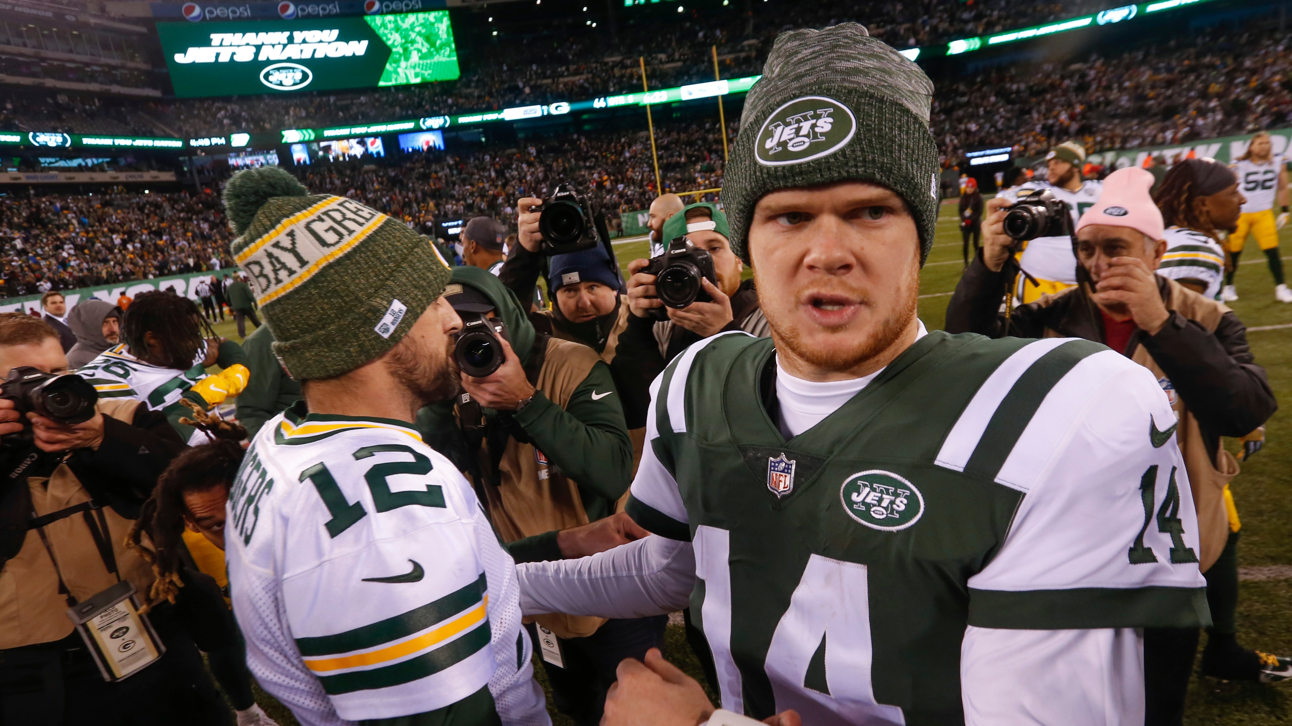 Giants 2019 schedule: Ranking toughest QBs they'll face | How do New England Patriots' Tom Brady, Green Bay Packers' Aaron Rodgers, Eagles' Carson Wentz, Jets' Sam Darnold stack up?