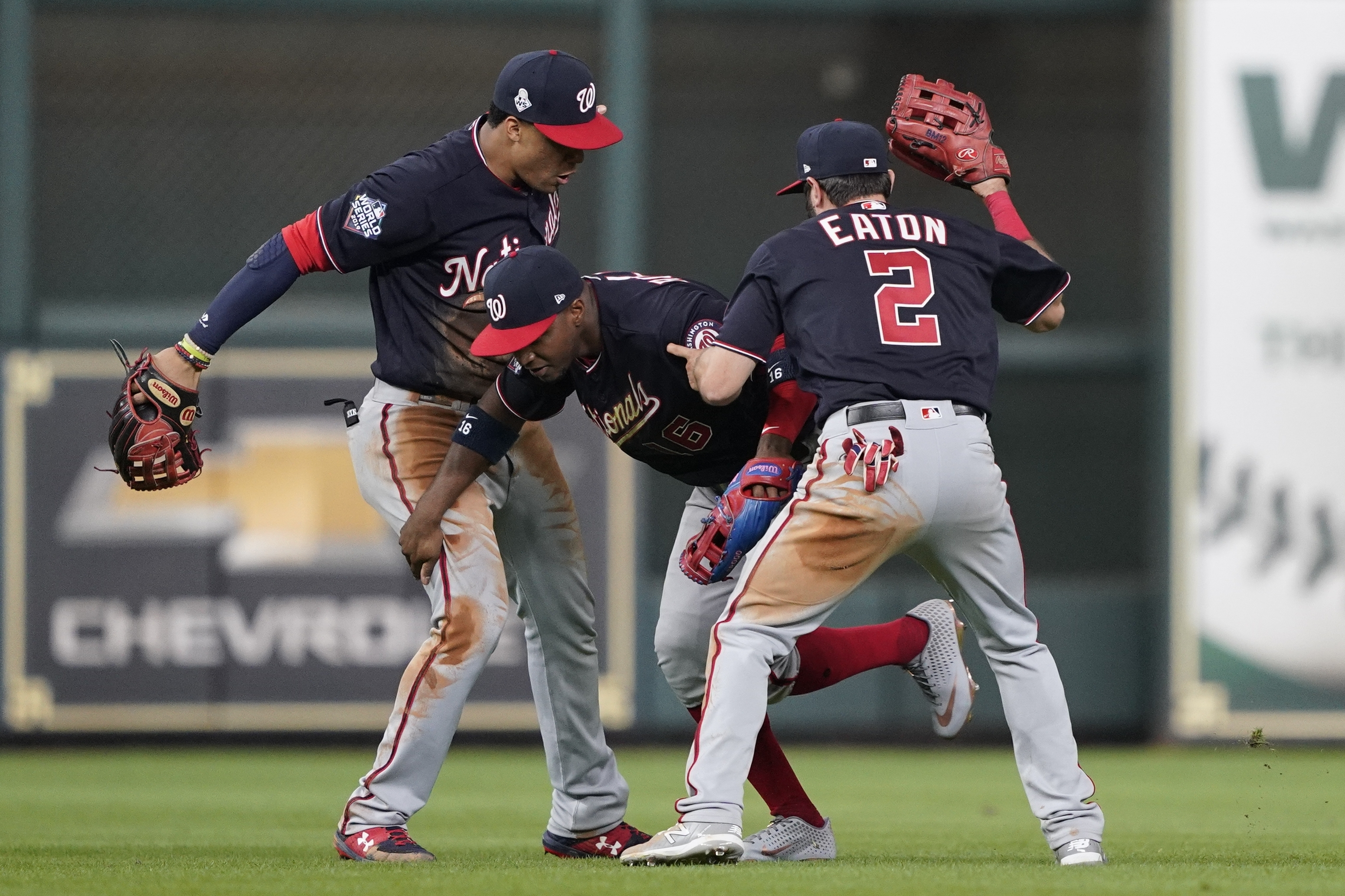 What channel is Astros-Nationals World Series Game 2 on? Live stream, TV info, game time