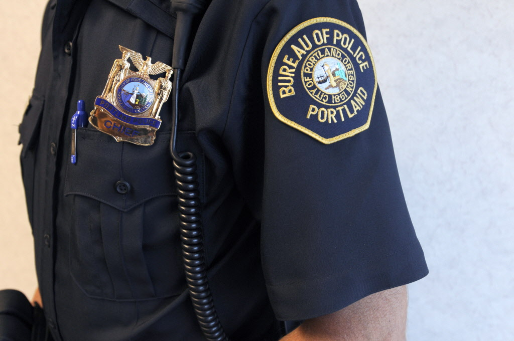 Portland police officer testifies about using chokehold on a suspect who had a gun