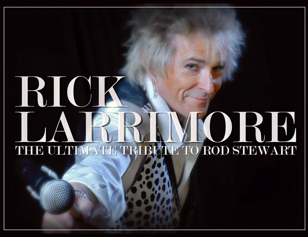 A tribute to Rod Stewart: Rick Larrimore takes stage center at Lorenzo's Sept. 20