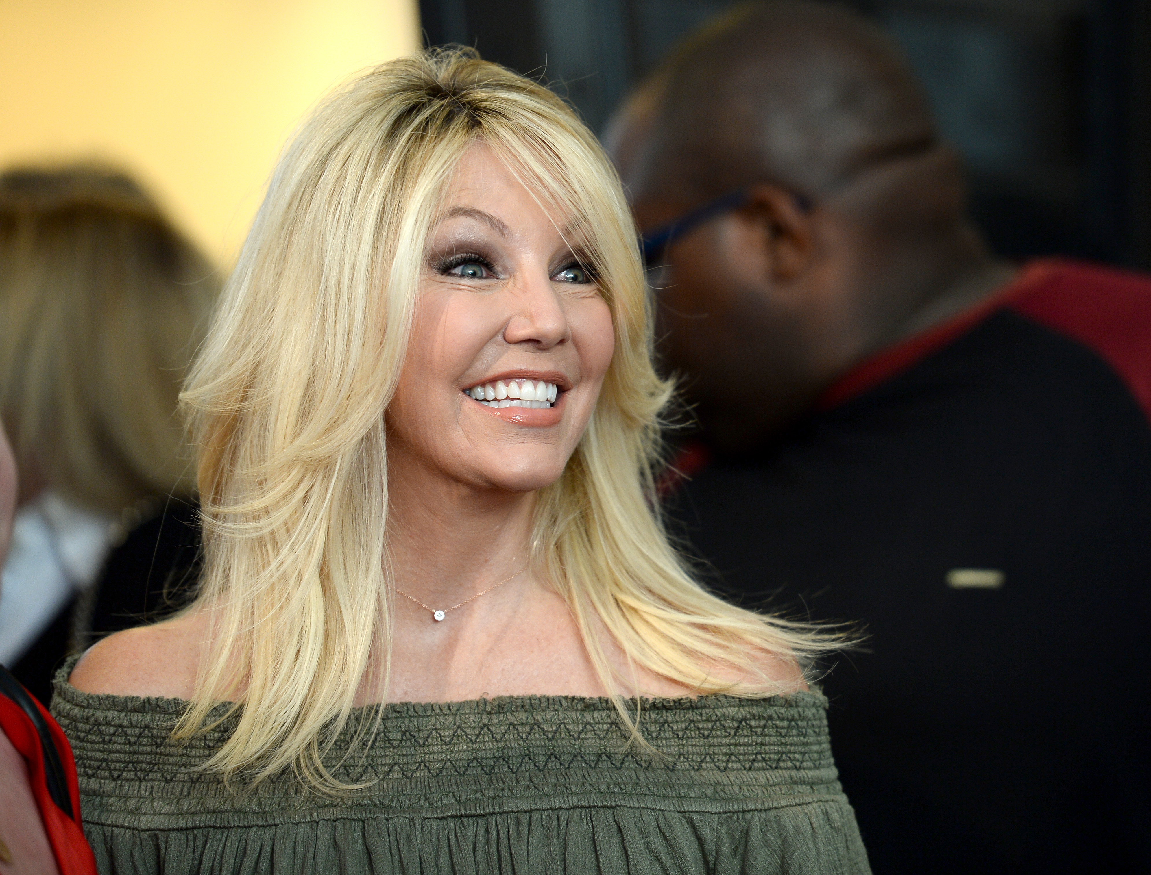 Heather Locklear ordered to treatment by judge