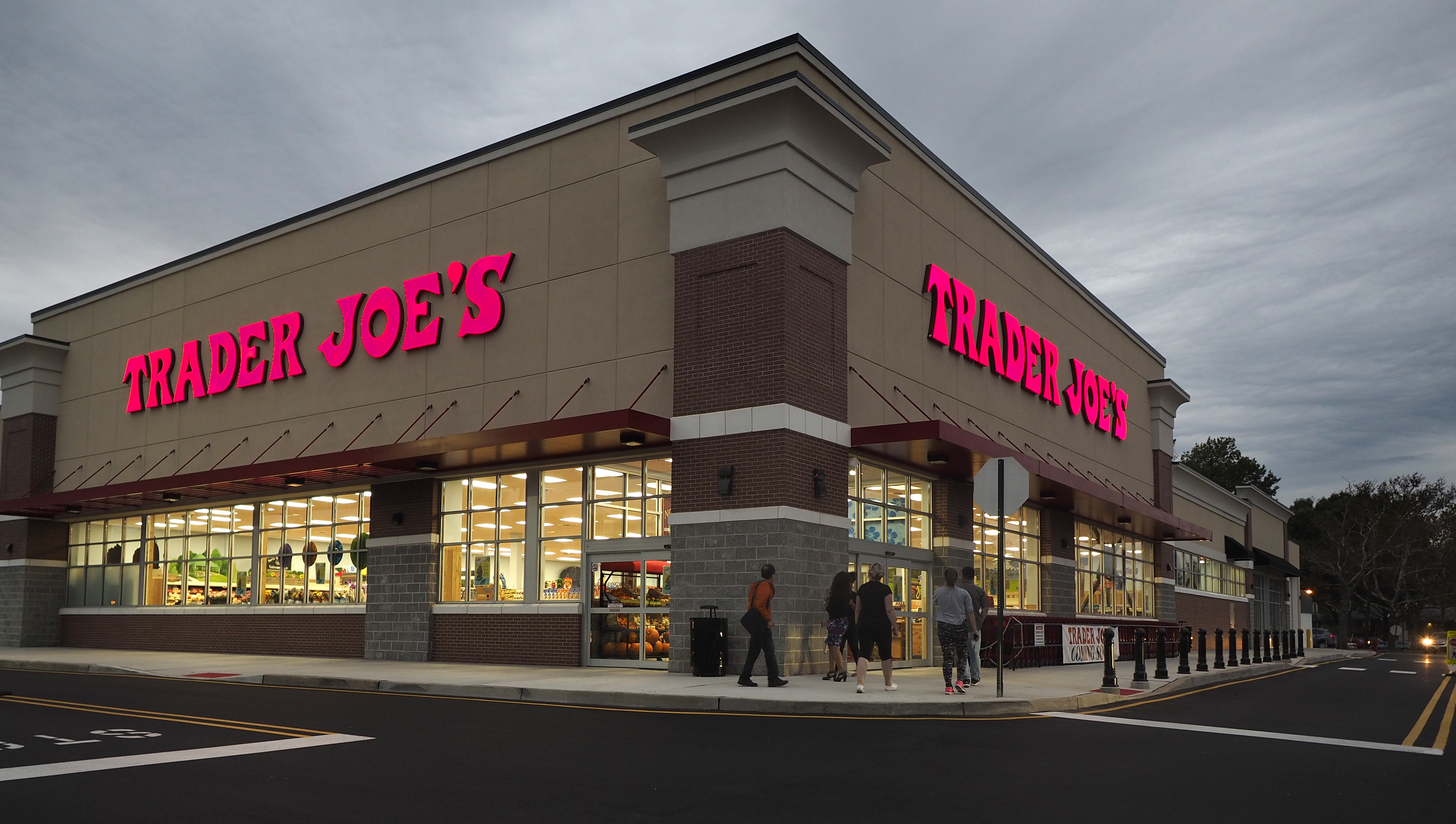 Another Trader Joe's is coming to N.J. That makes 3 new locations in the works.