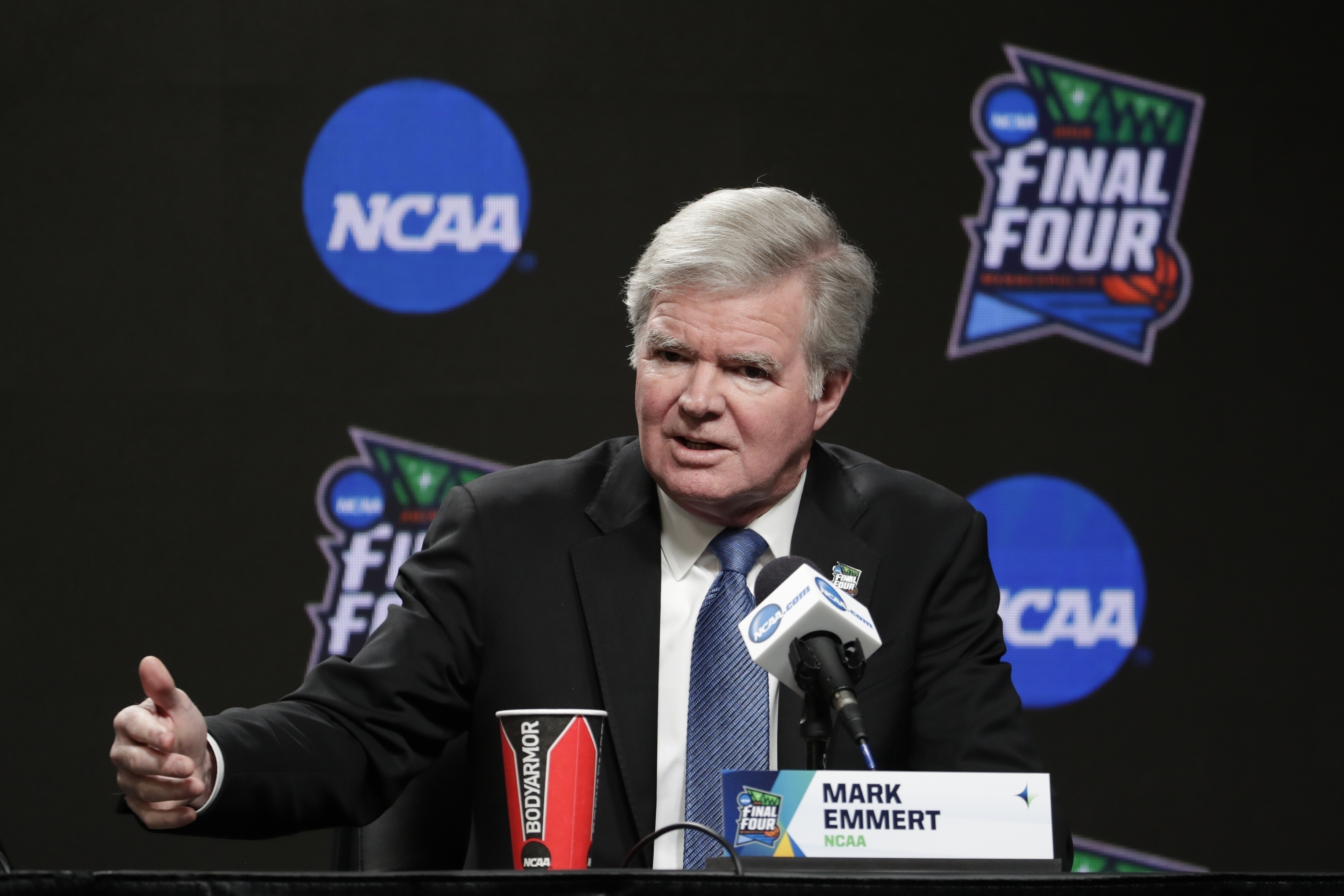 NCAA and ACC, Big 12 conferences spent $750,000 on lobbying last year