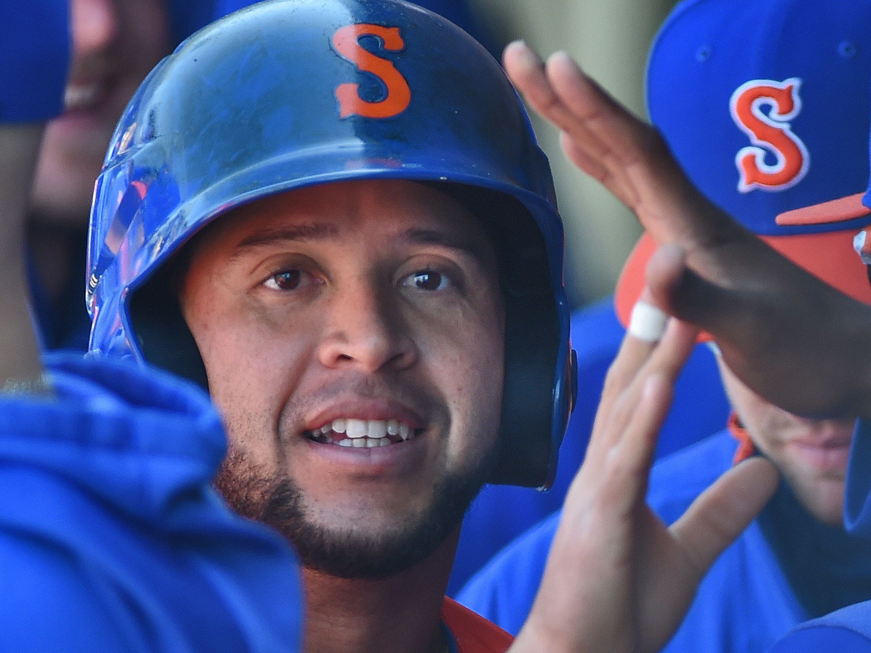 New York Mets went big-time in Syracuse debut: 'It was just a magical season'
