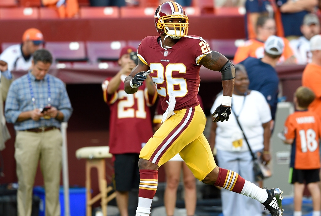 NFL rumors: Why Redskins' Jay Gruden has no confidence Adrian Peterson can kick-start running game