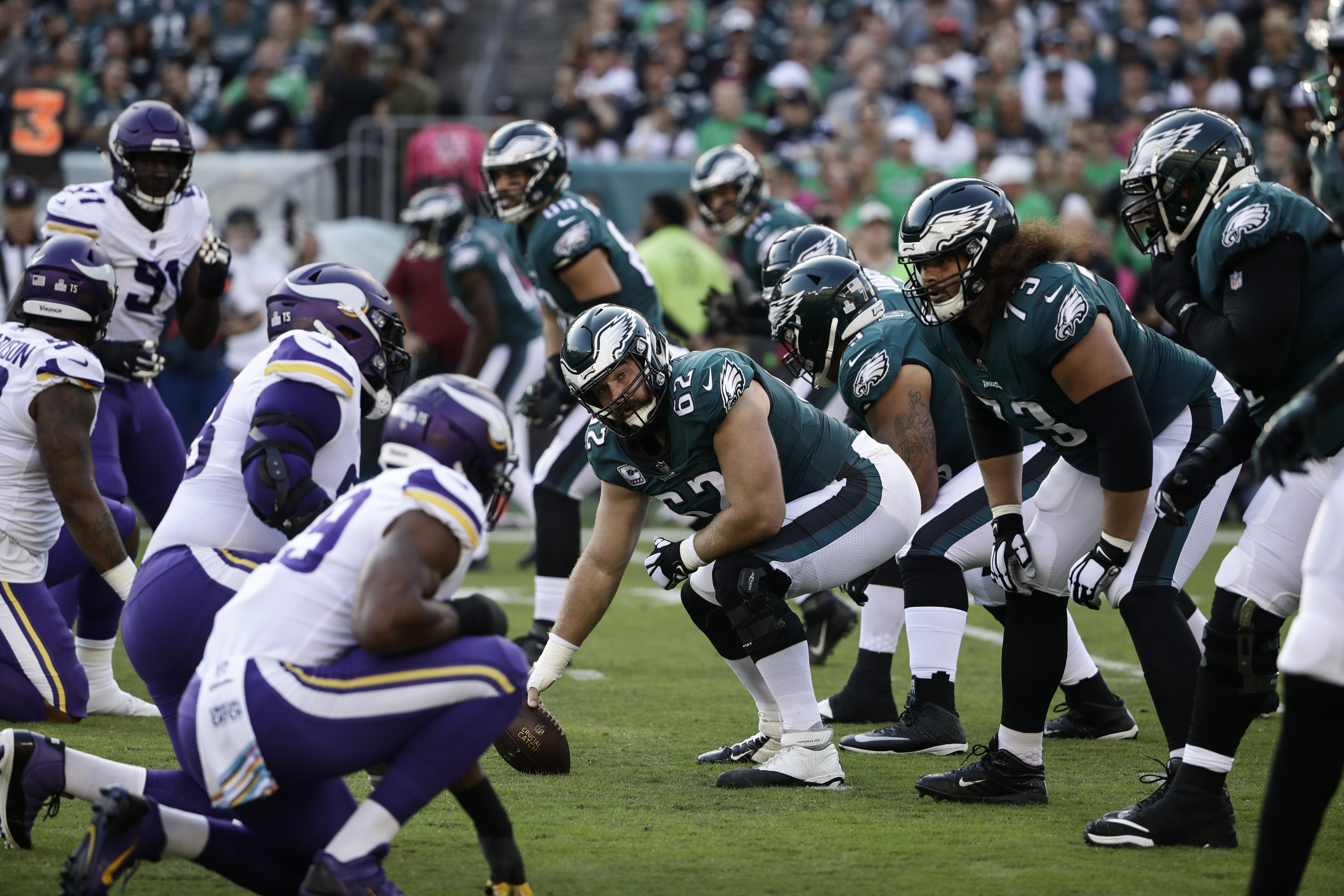 NFL TV Schedule: What time, channel is Philadelphia Eagles vs. Minnesota Vikings (10/13/19) FREE Live stream, how to watch online | NFL Week 6