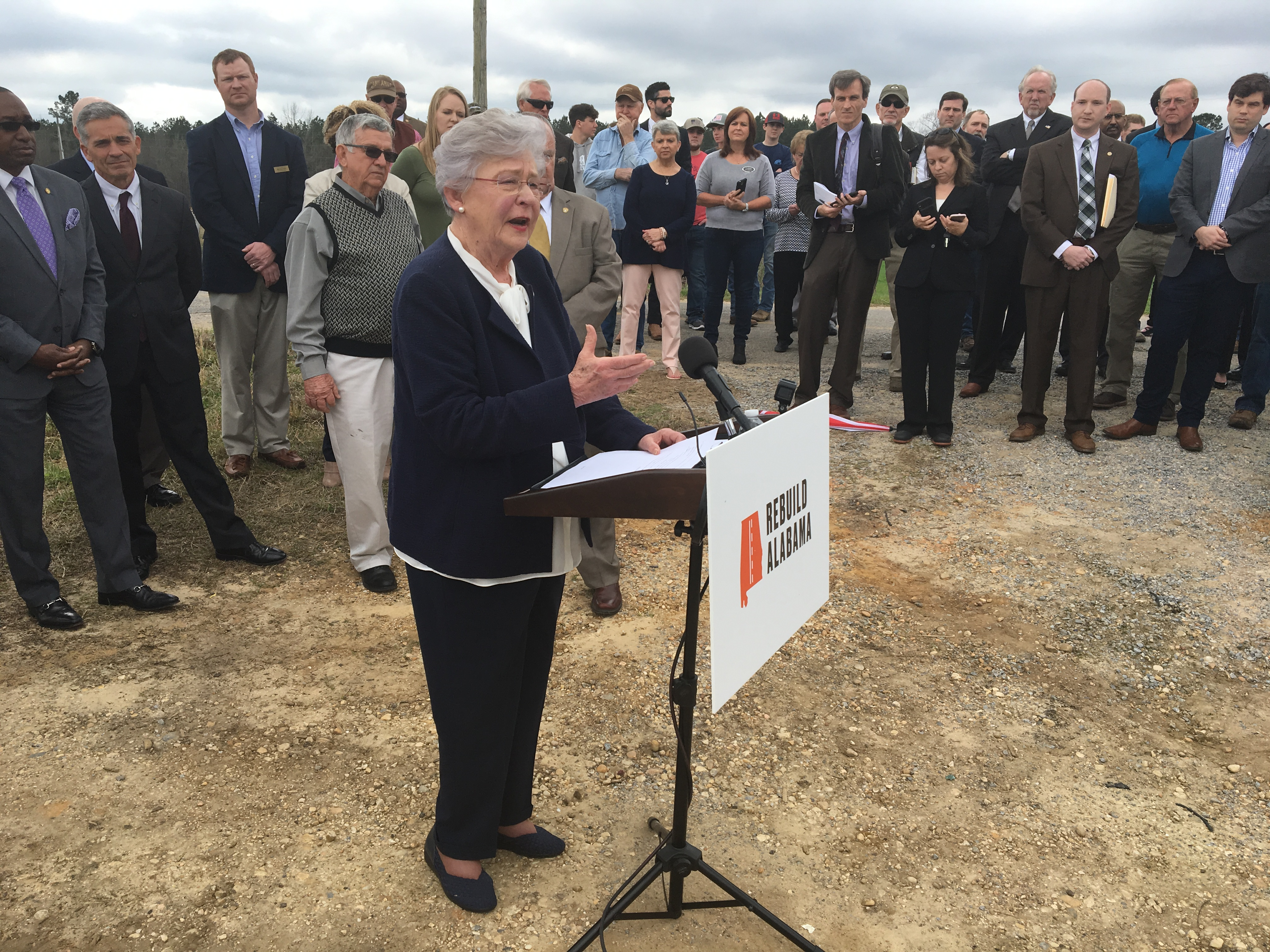 Ivey says slowing down I-10 project 'unwise,' as toll opponents call for project pause