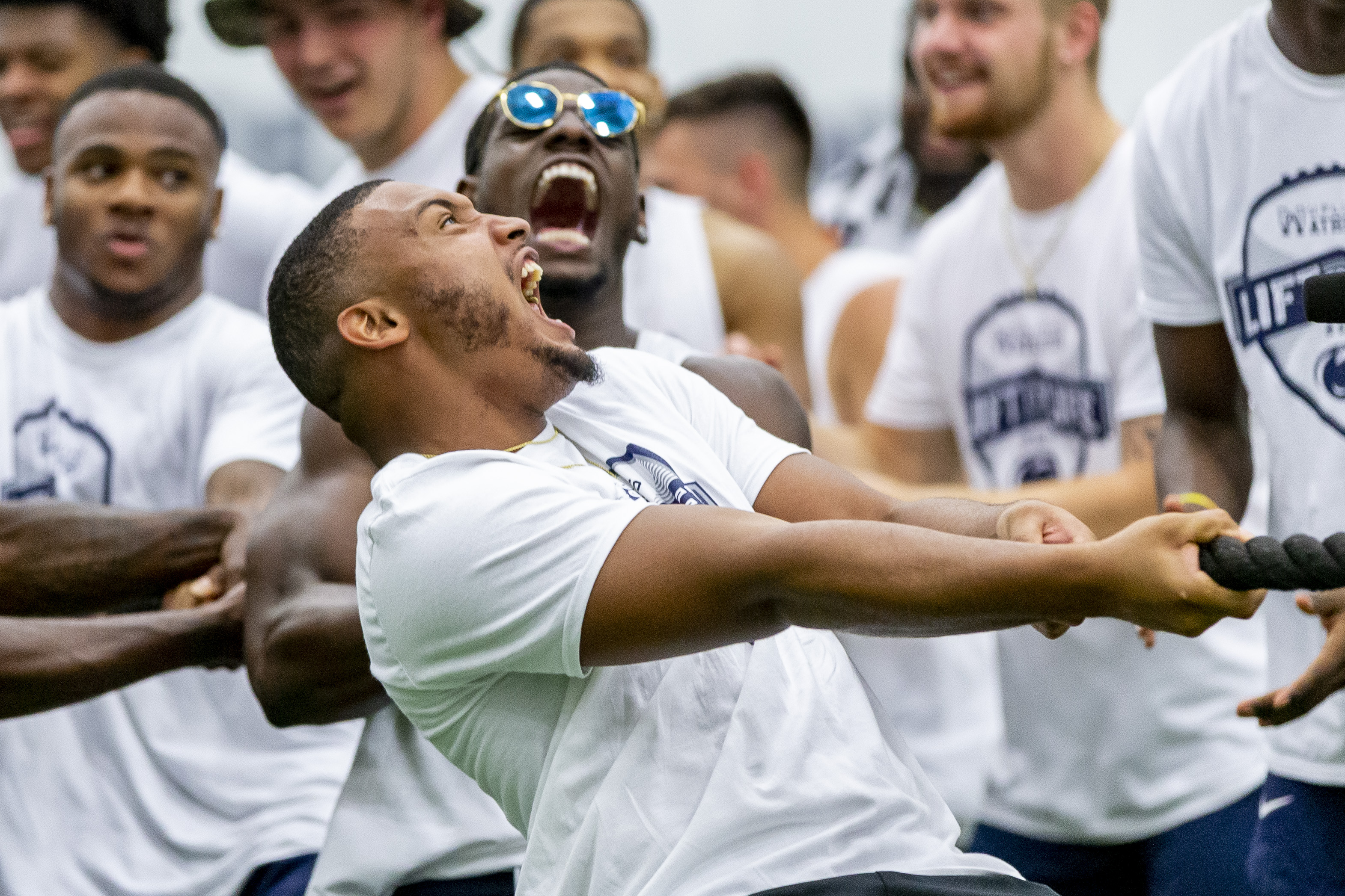 Ricky Slade shares what will change about Penn State's offense this fall