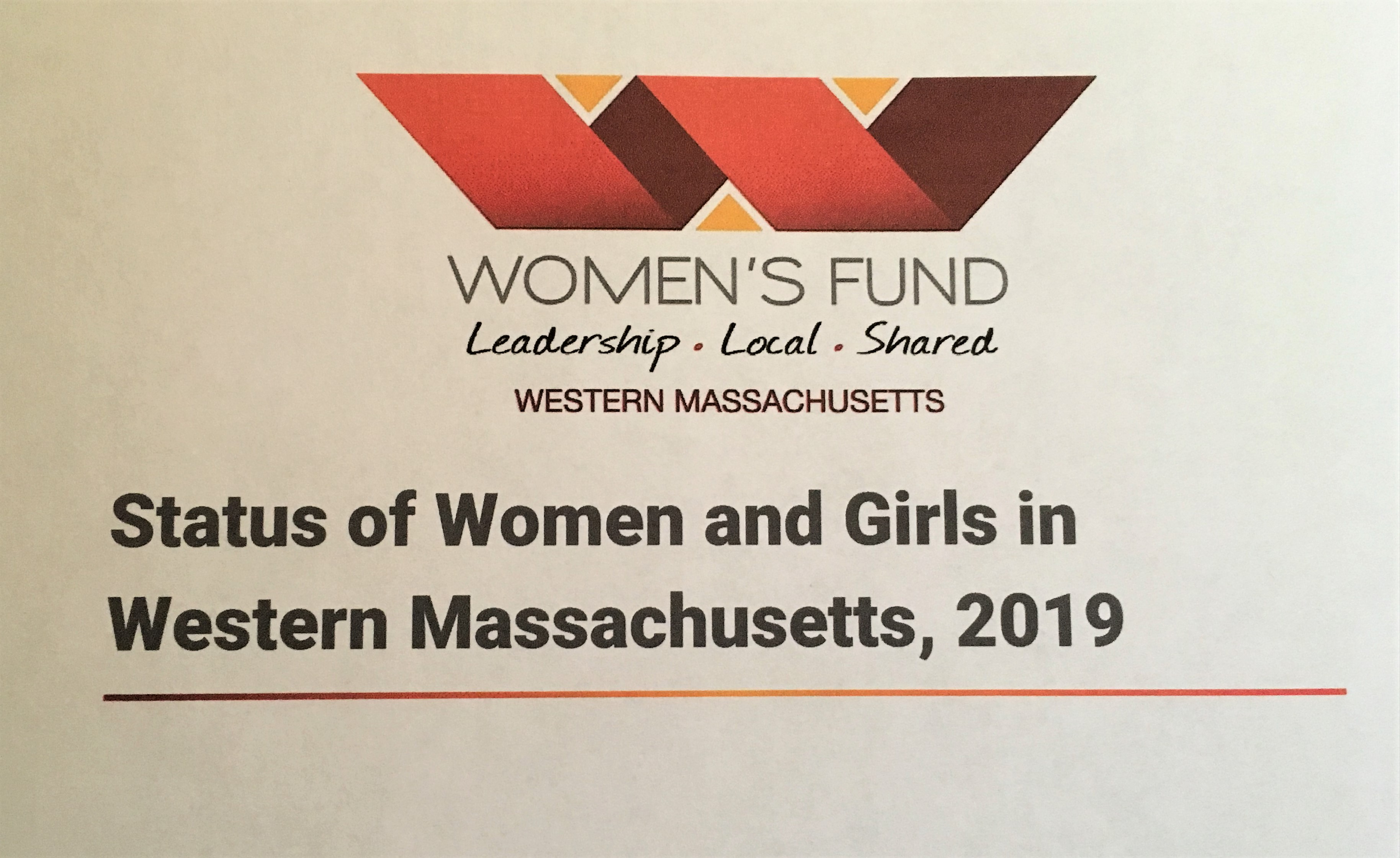 10 takeaways from report on 'Status of Women and Girls in Western Massachusetts, 2019'