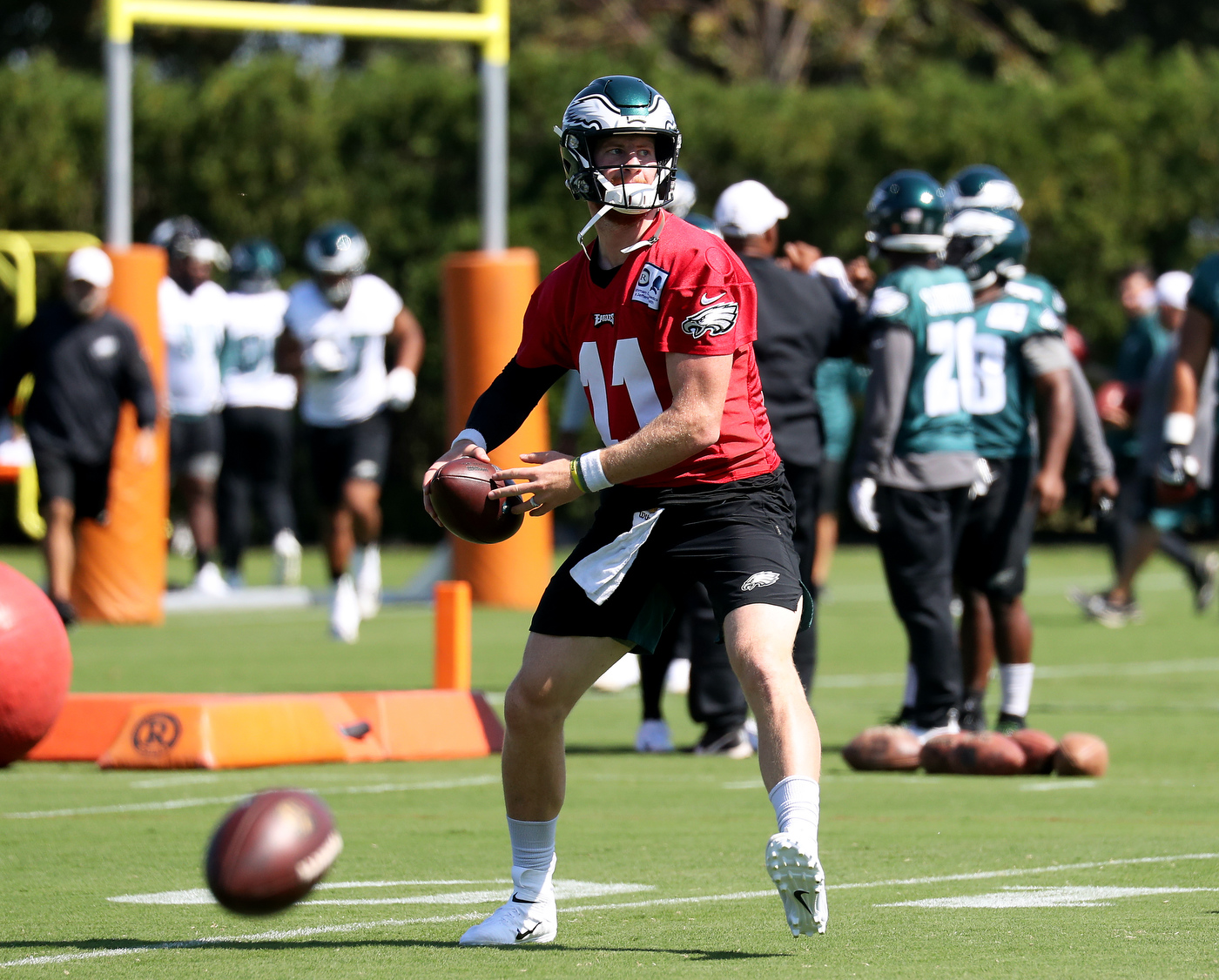 Eagles Week 3 injury report: 4 players ruled out vs. Lions | Alshon Jeffery, Dallas Goedert listed as questionable