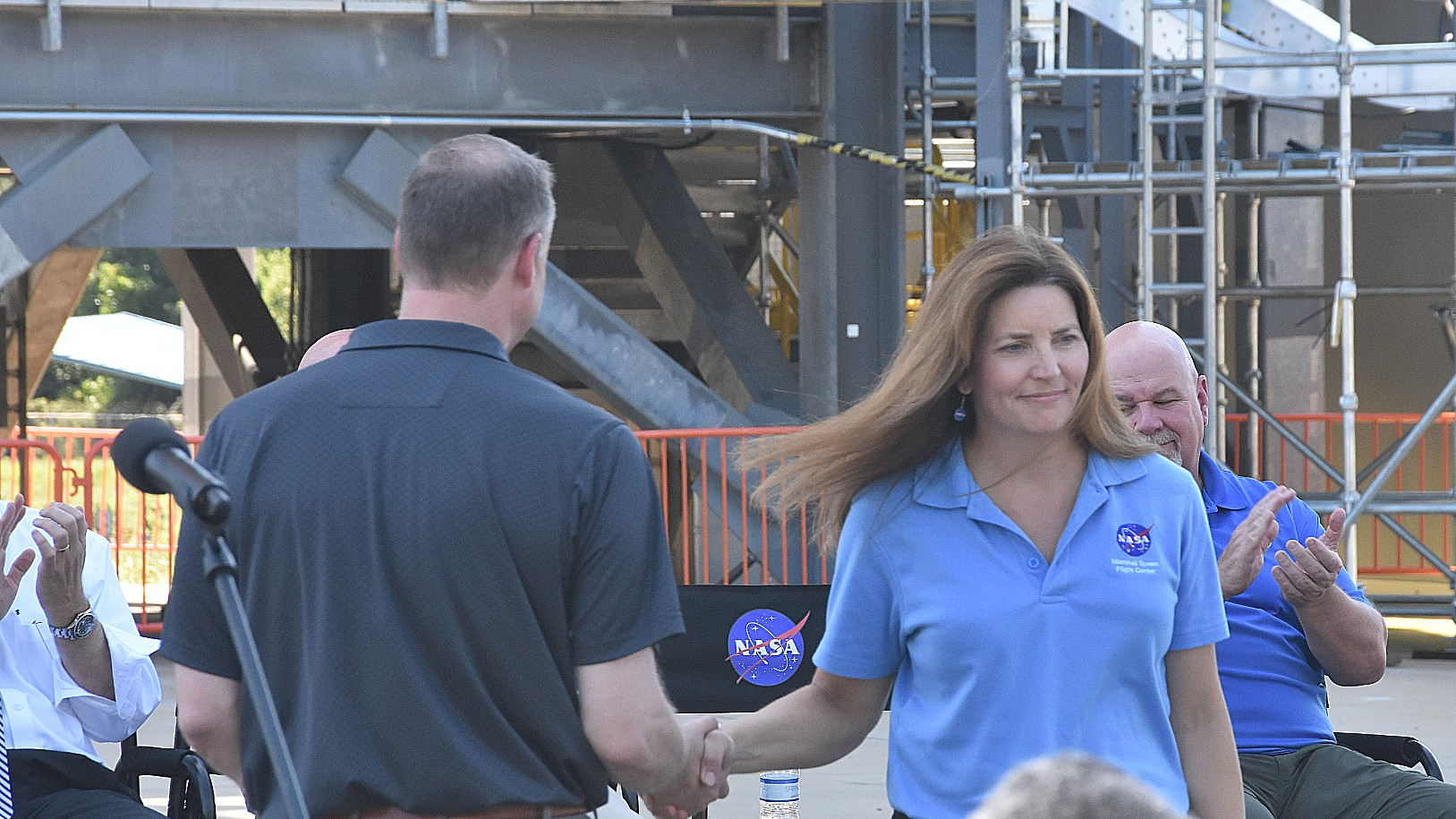 Alabama native ready to lead NASA back to the moon