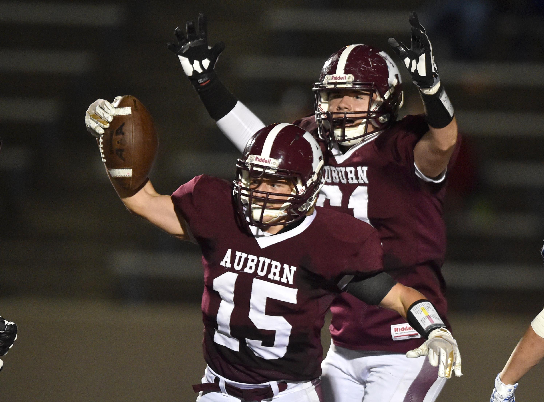 Class A Football Final Carthage Favored But Auburn Rides
