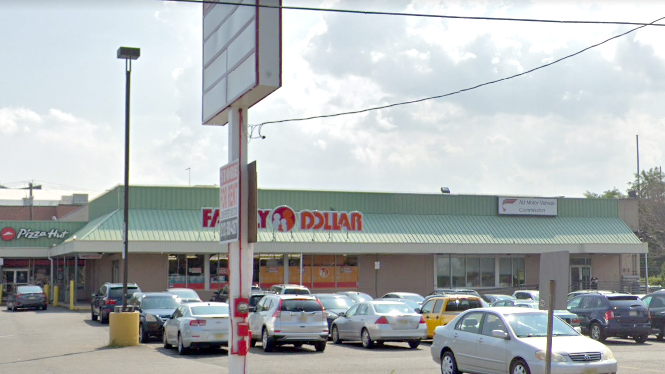 Employee charged with stealing $13K from Bayonne Family Dollar: police