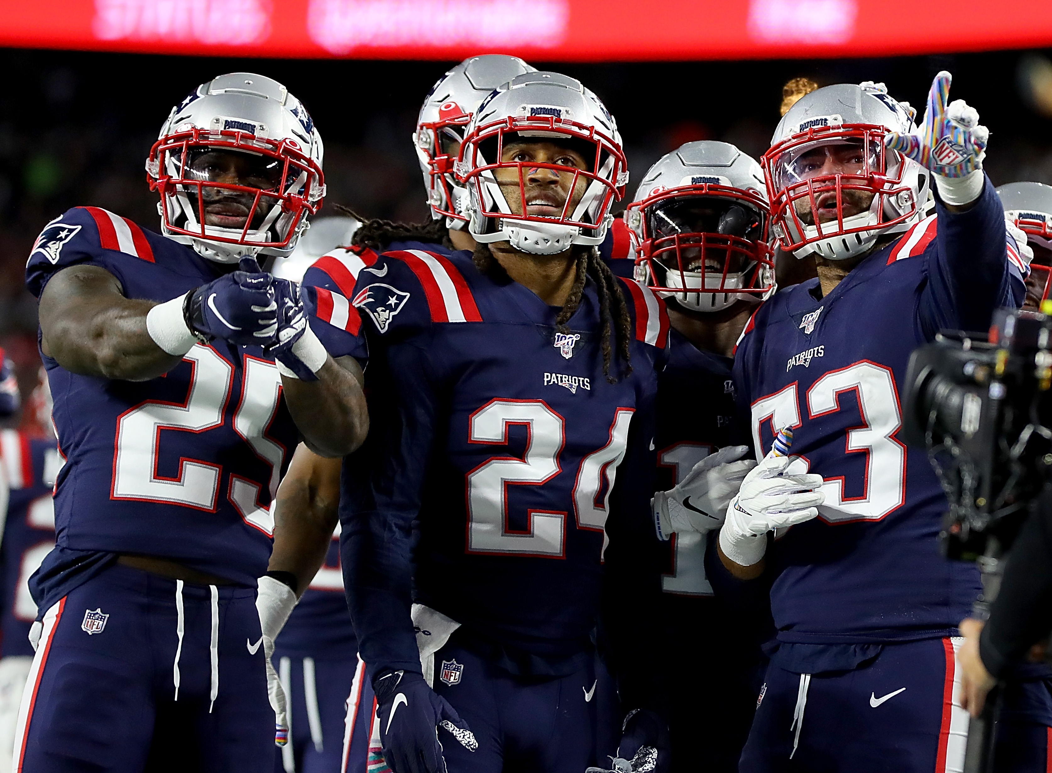 What they're saying about Patriots' new 2020 jerseys - masslive.com