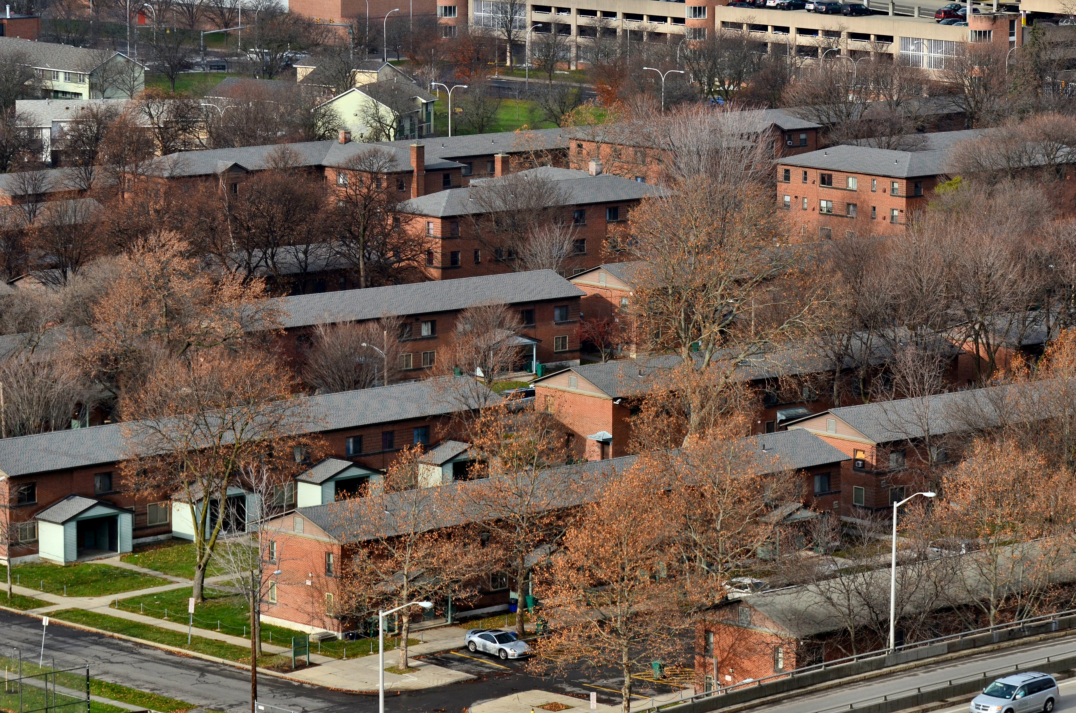 Exclusive 100 Million Plan Would Turn Syracuse Public Housing Into Neighborhood For All Syracuse Com
