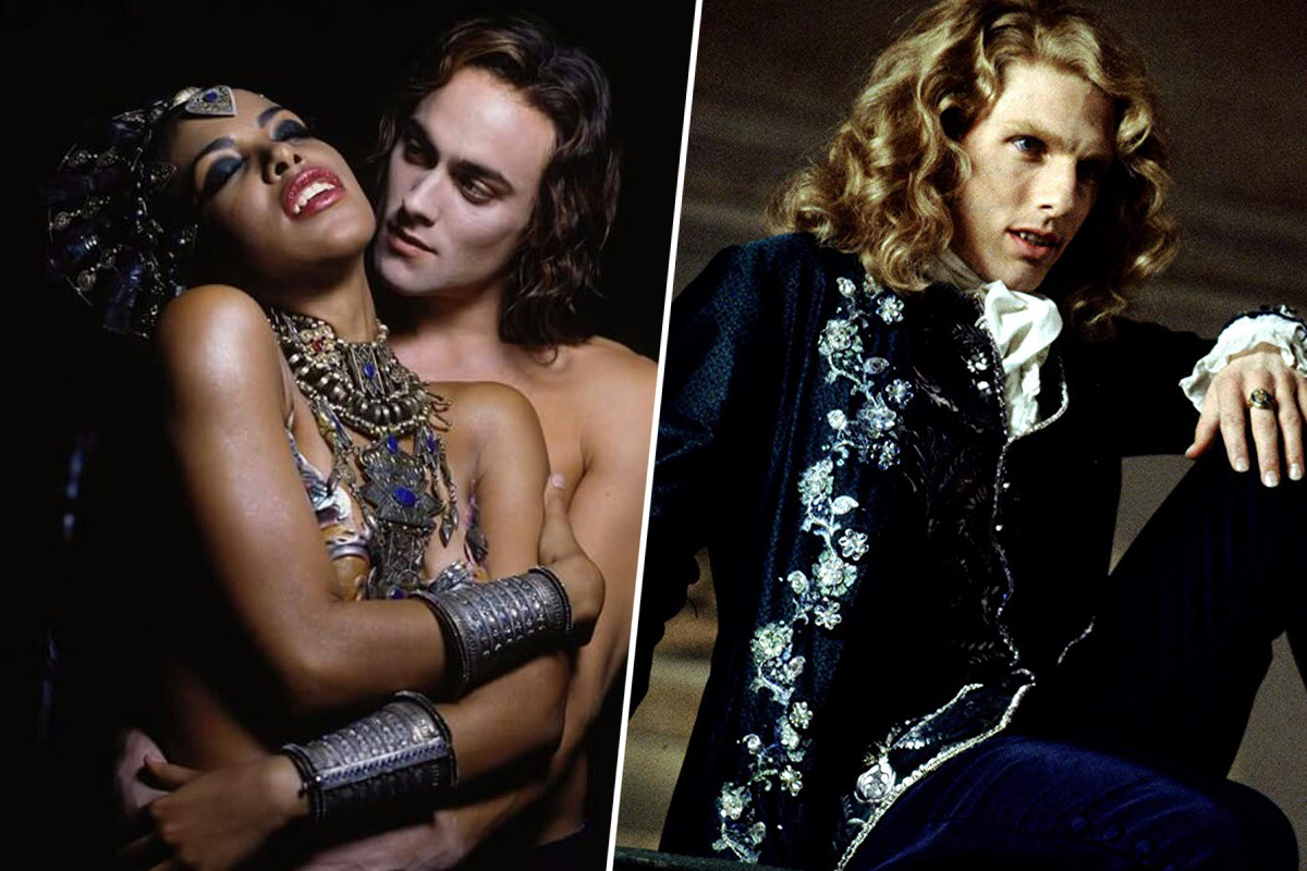 Favorite Anne Rice film adaptation: 'Queen of the Damned' or 'Interview with the Vampire'?
