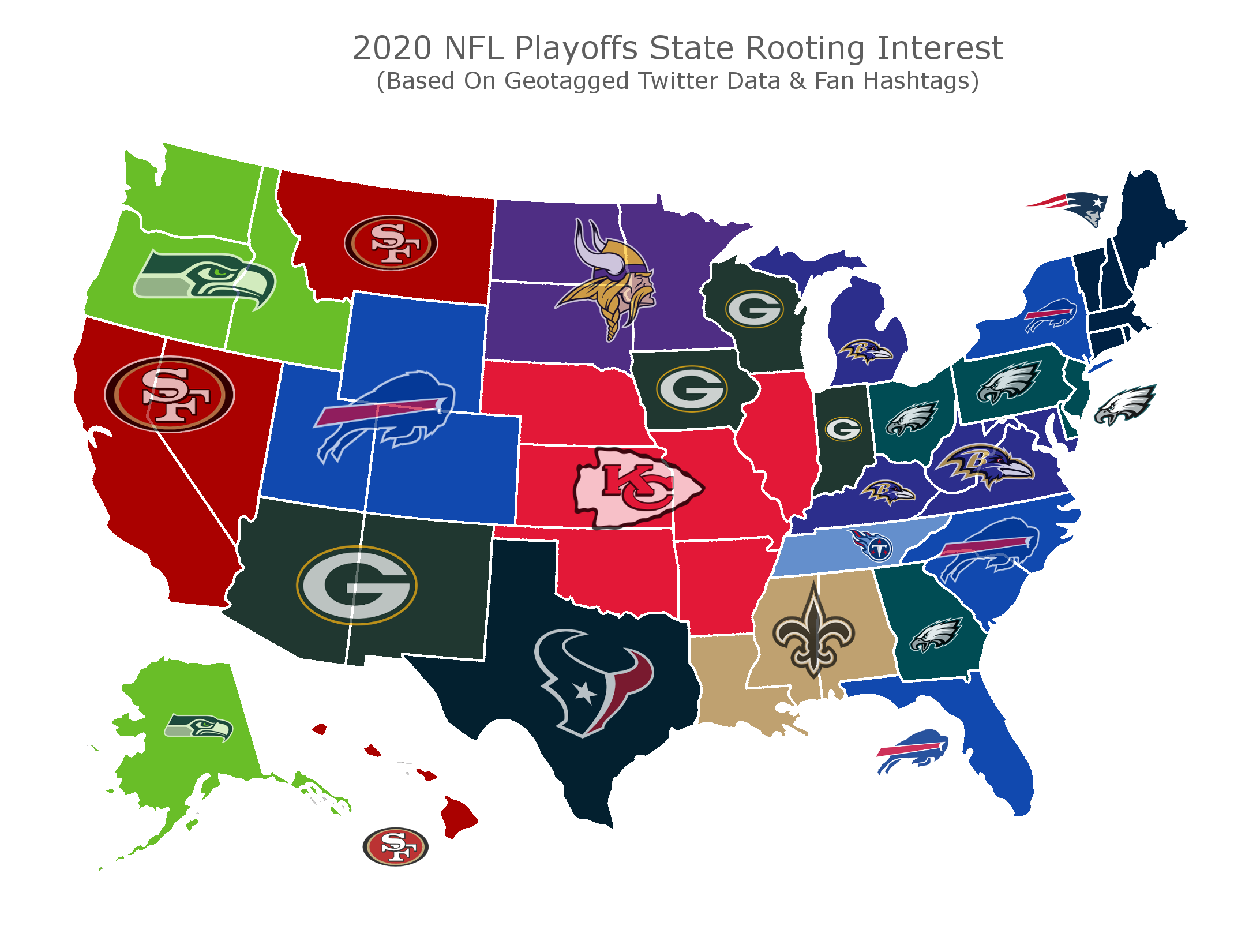 Buffalo Bills Most Popular Nfl Playoff Team According To Geo Targeted Analytics Syracuse Com