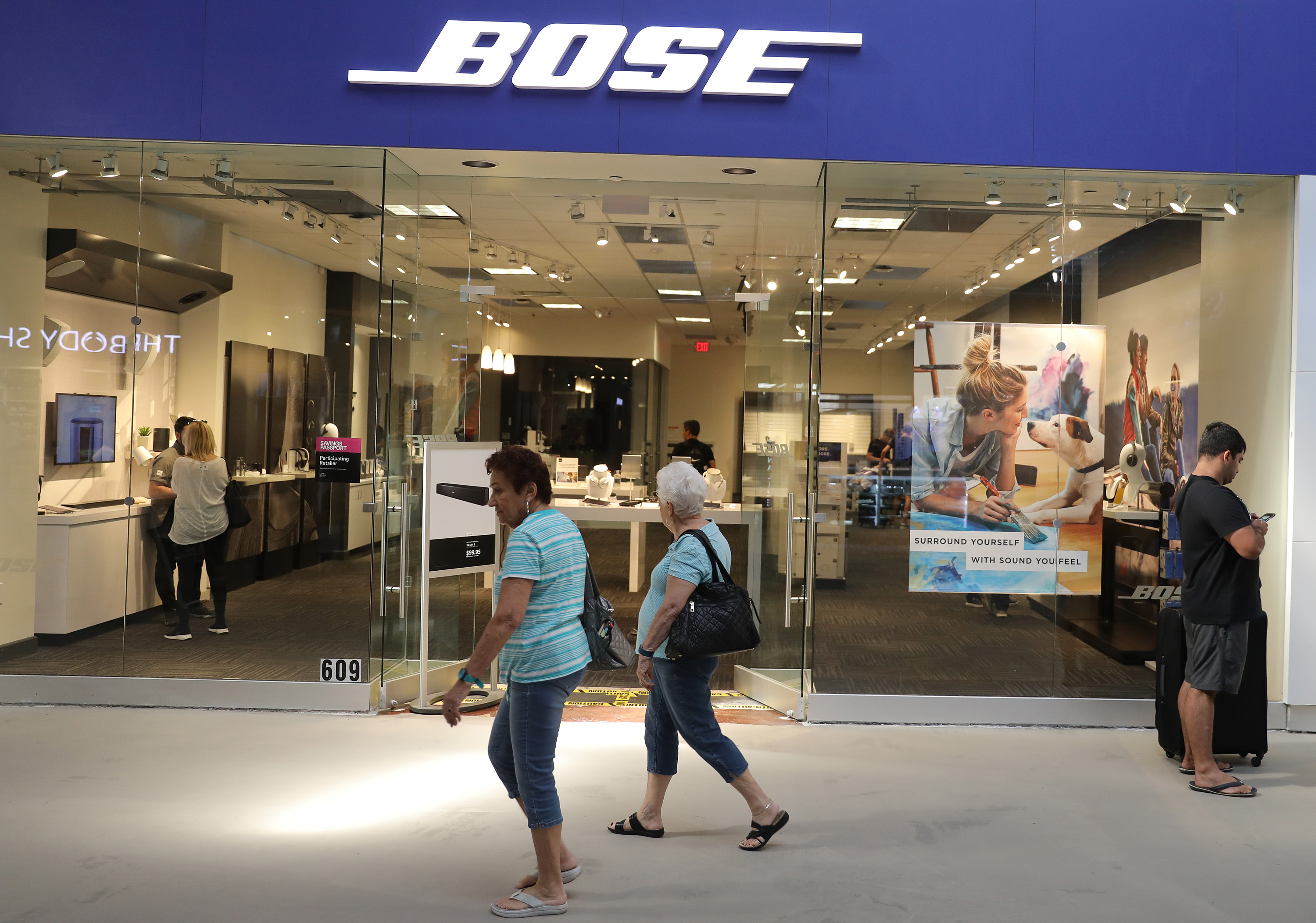 Bose to close all U.S. stores, affecting 1 in N.J.