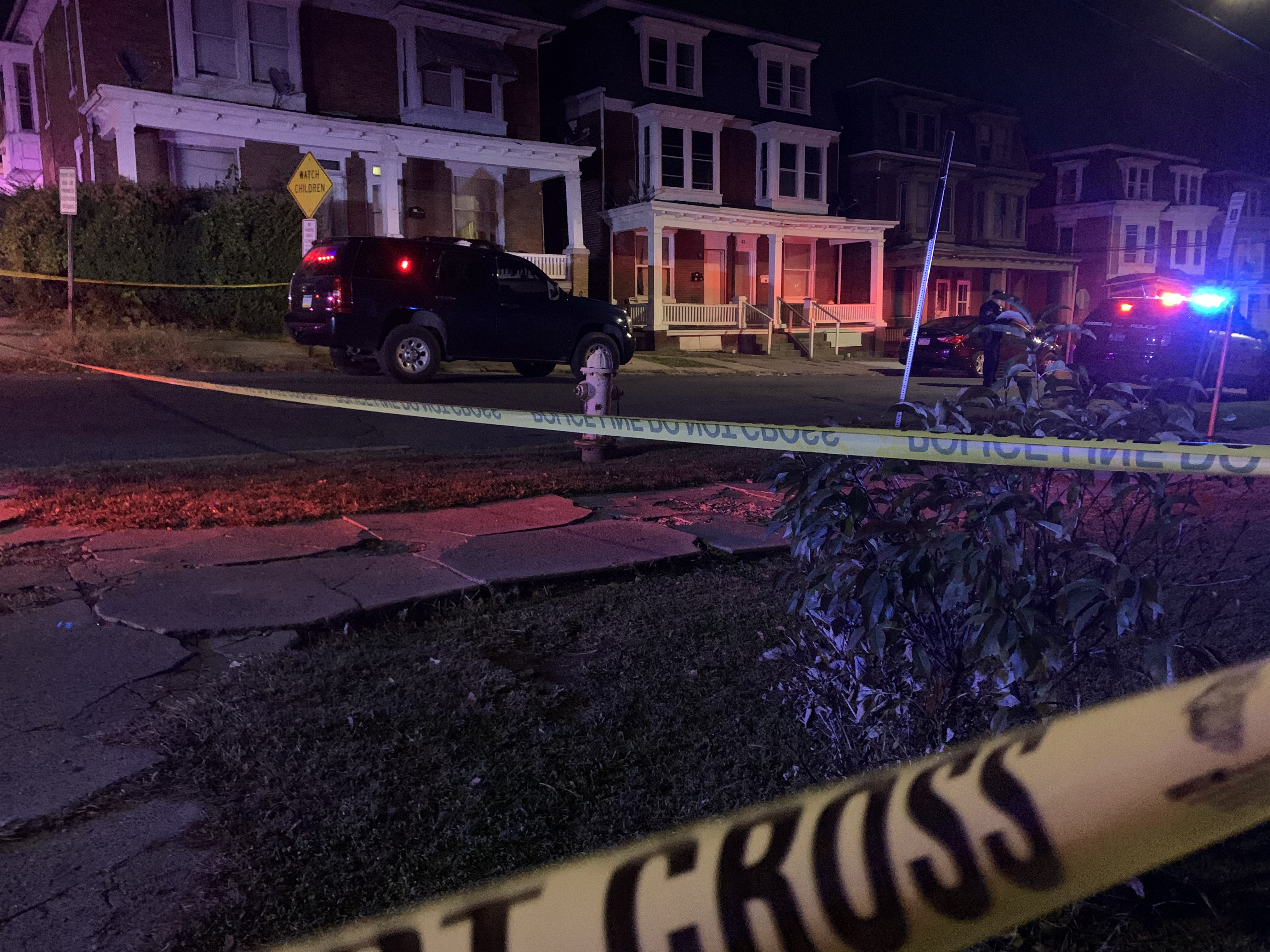 Harrisburg police investigating two separate shooting incidents in Allison Hill