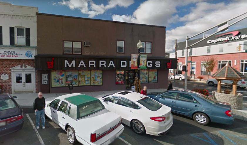 Family employee charged with stealing at least $50K from Secaucus drug store