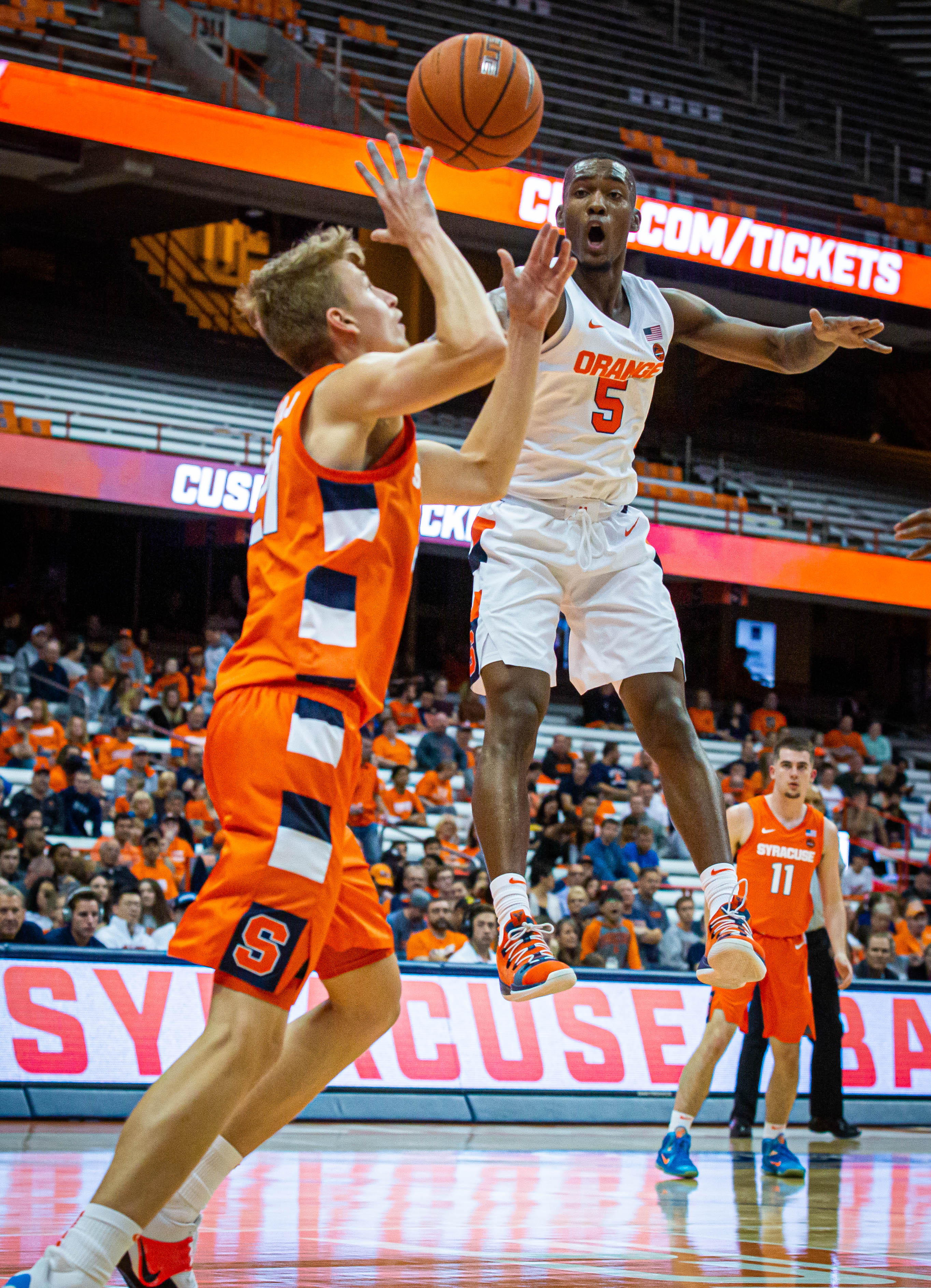 What Channel Is Syracuse Basketball Vs Daemen On Tv Time