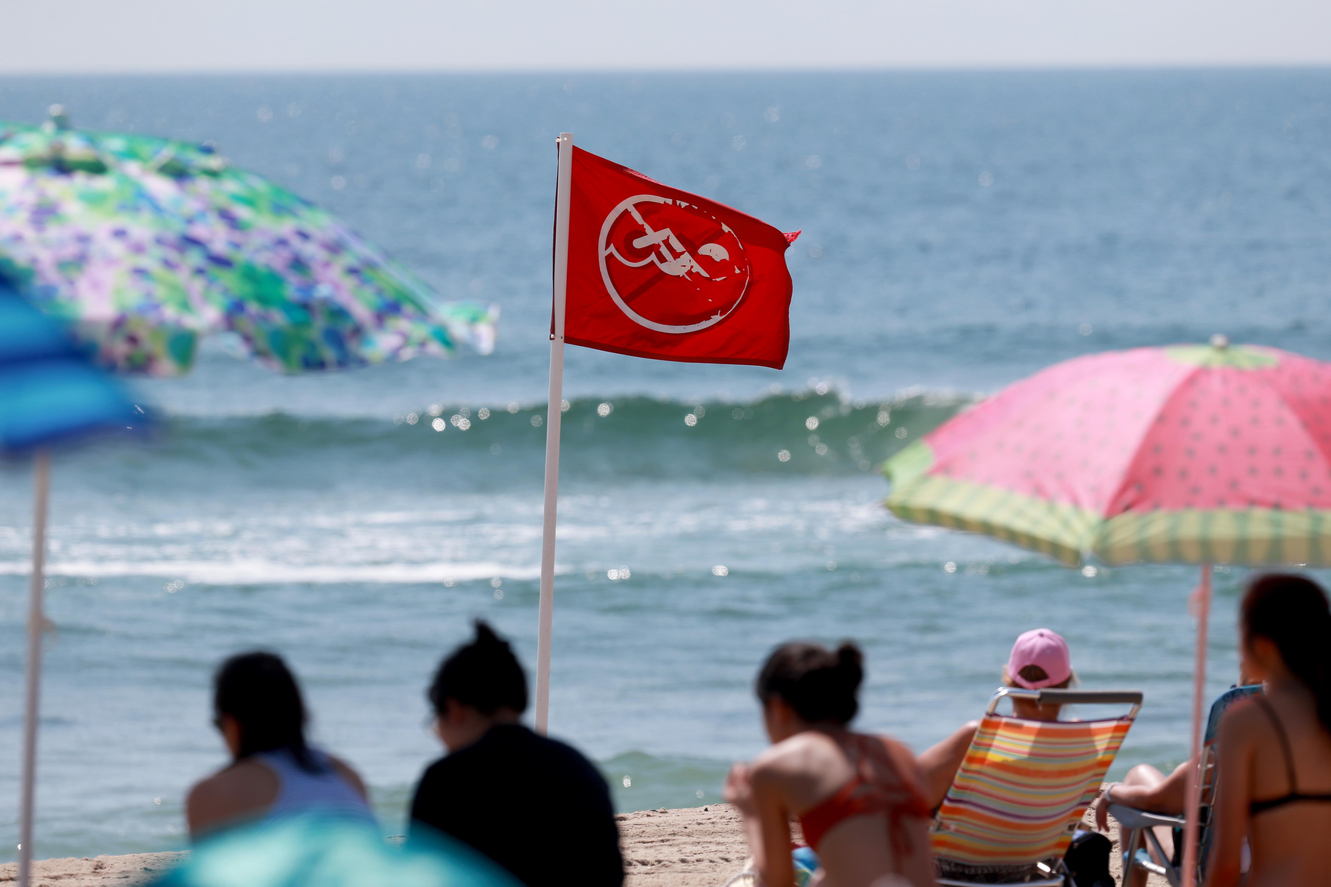 N.J. weather: Final summer weekend brings sun and warmth, but dangerous waves from hurricane