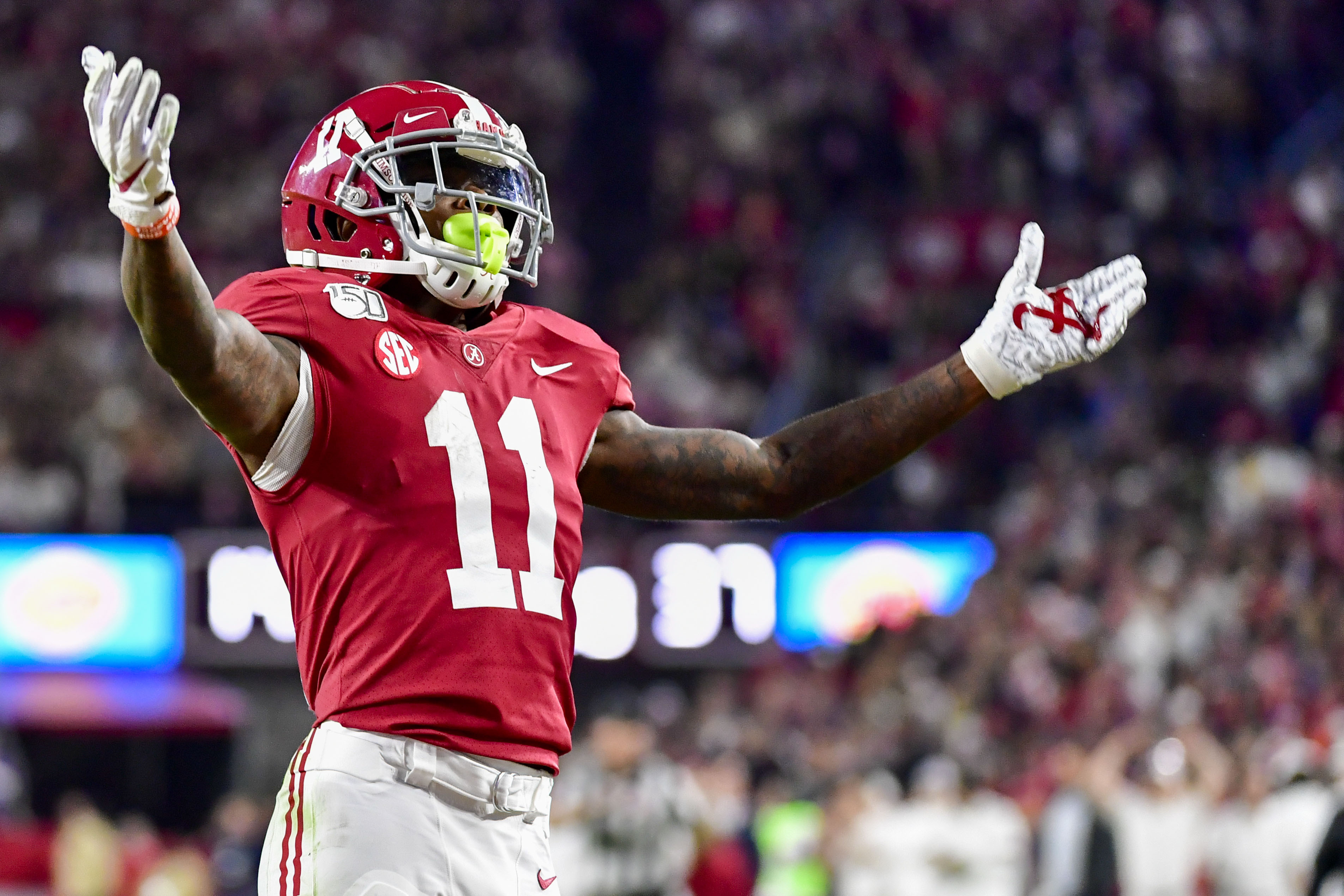 NFL Draft 2020: Buffalo Bills add WR 'who might be the fastest player in the entire class' in Mel Kiper's latest mock