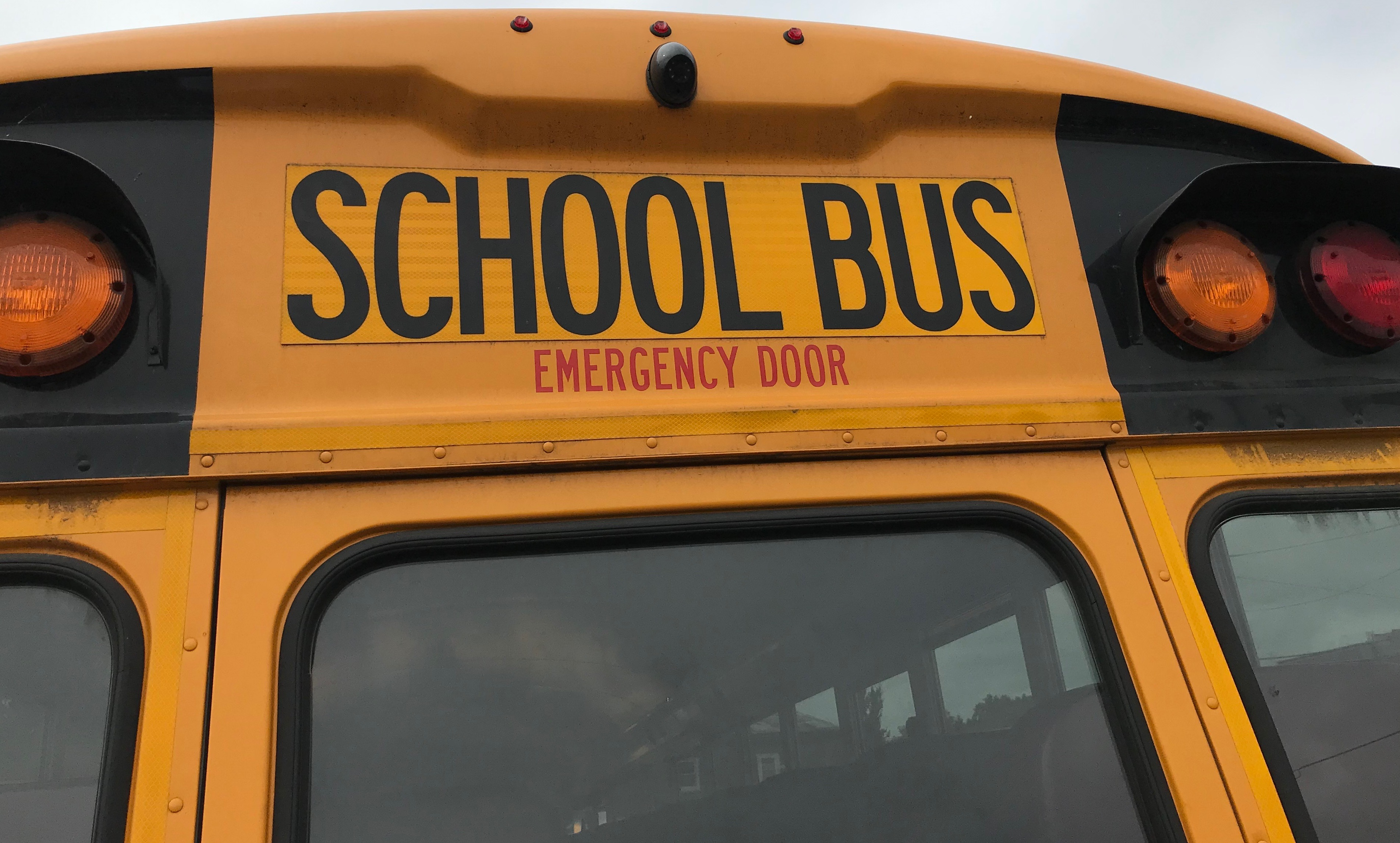 Birmingham high school student with special needs left unattended on bus for entire school day - al.com