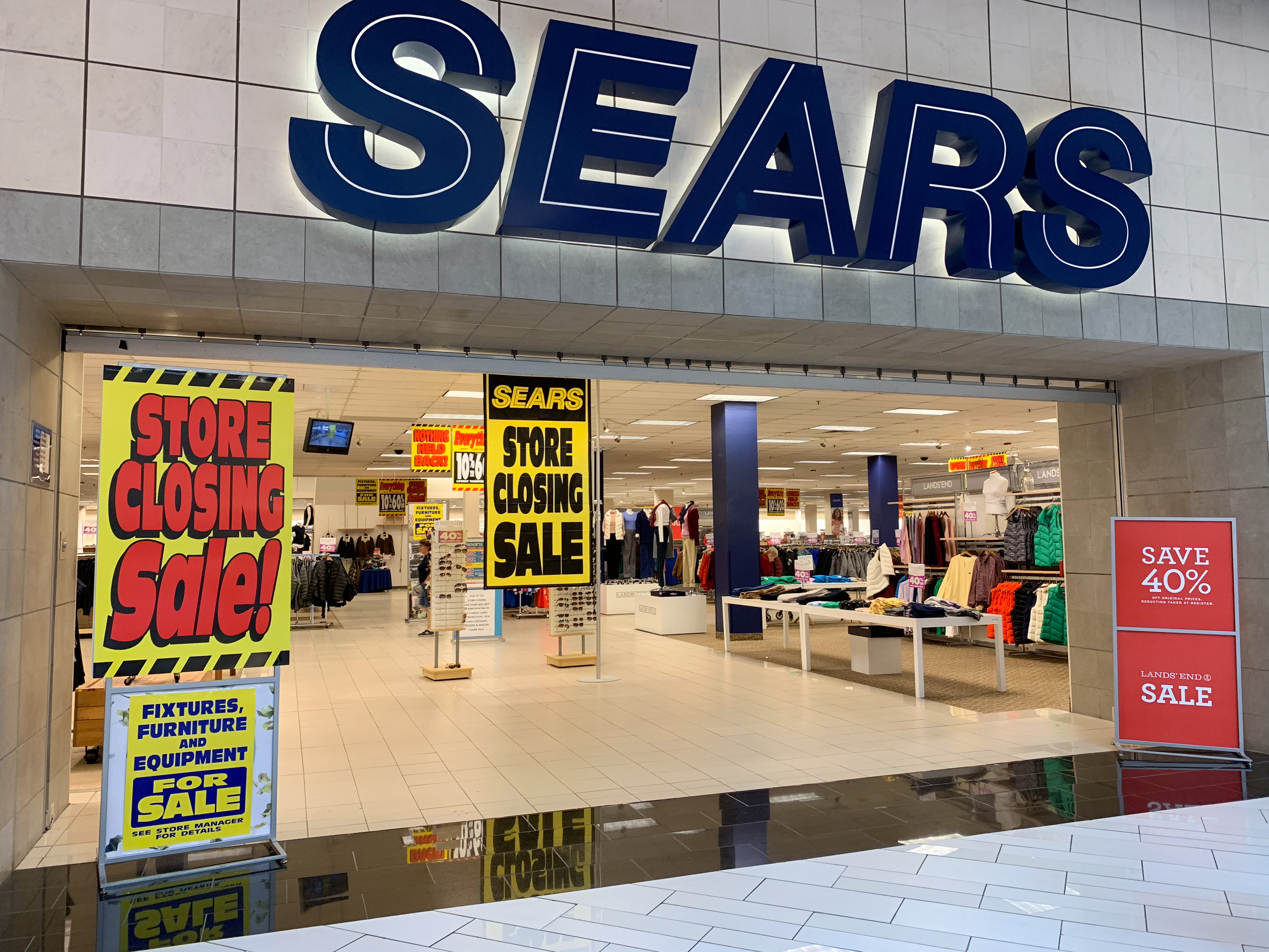 Sears To Close Another Central Pa Store Pennlive Com