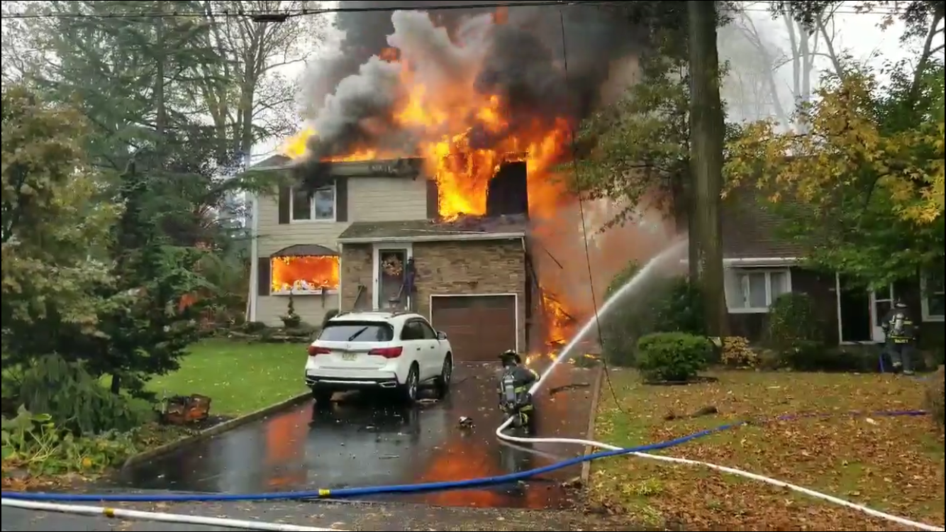 Plane lost speed about a minute before fatally crashing into house in N.J. neighborhood, report says