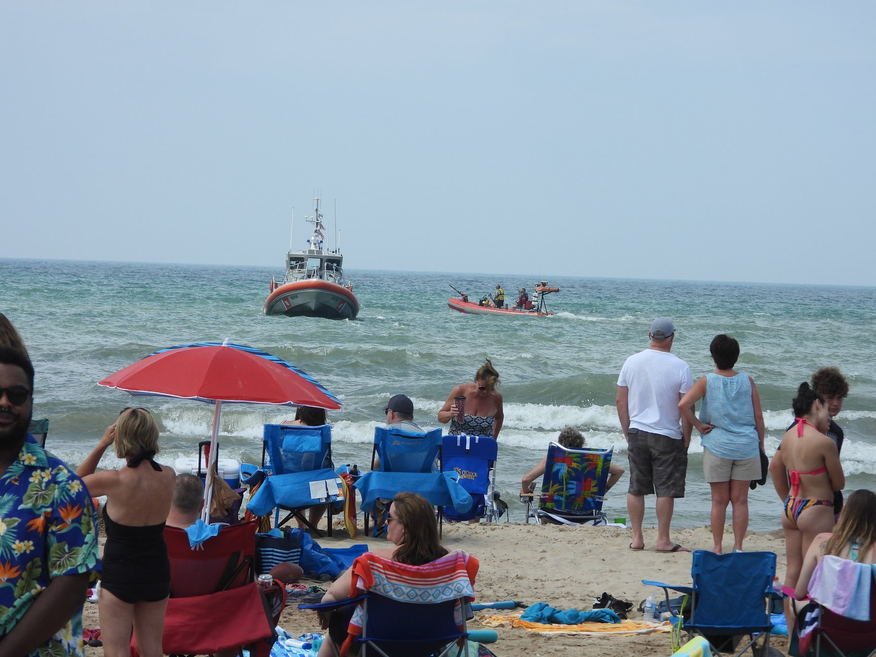 13 Year Old Drowns In Lake Michigan Off South Haven Beach Mlive Com