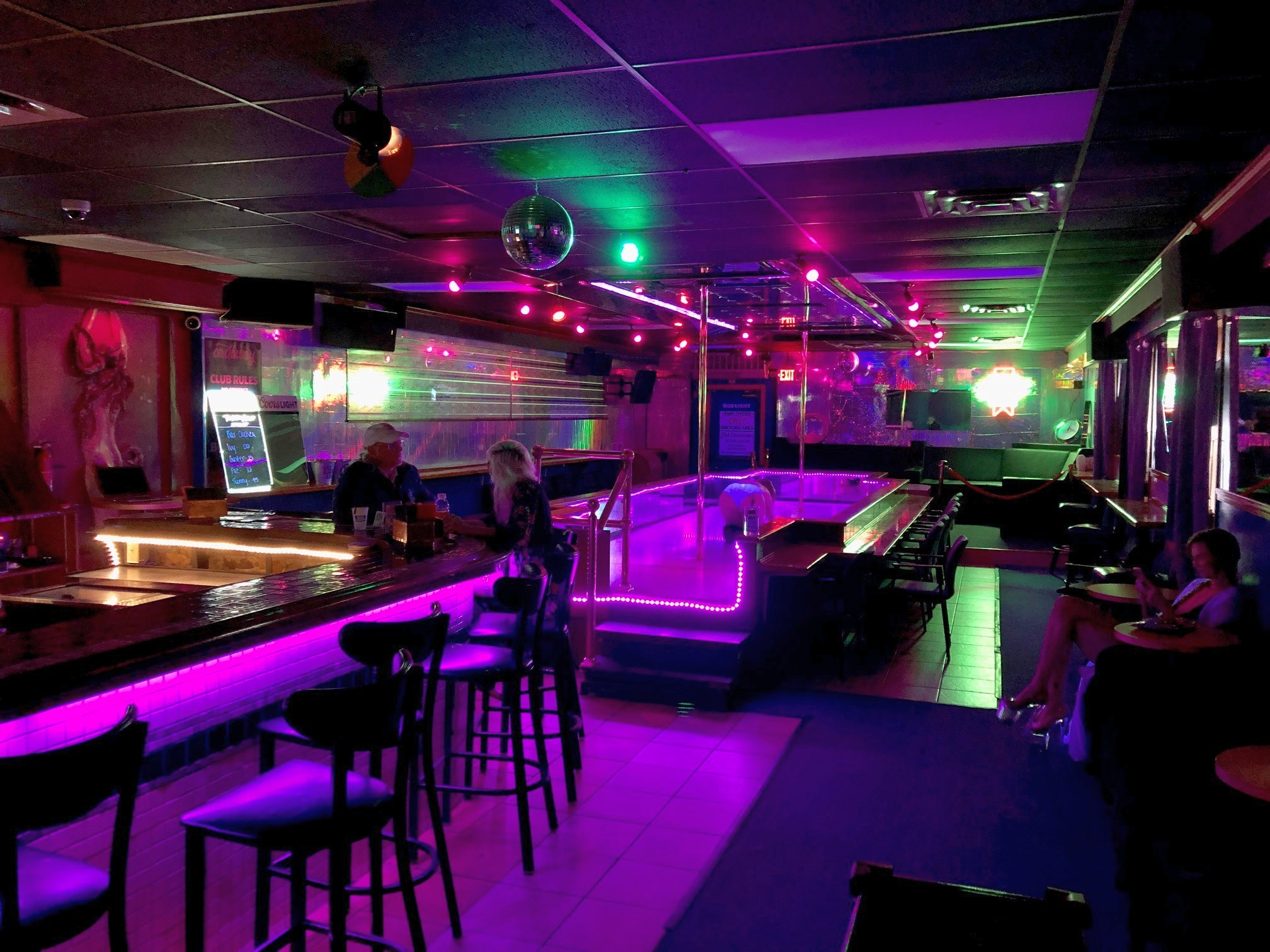 strip club peublo