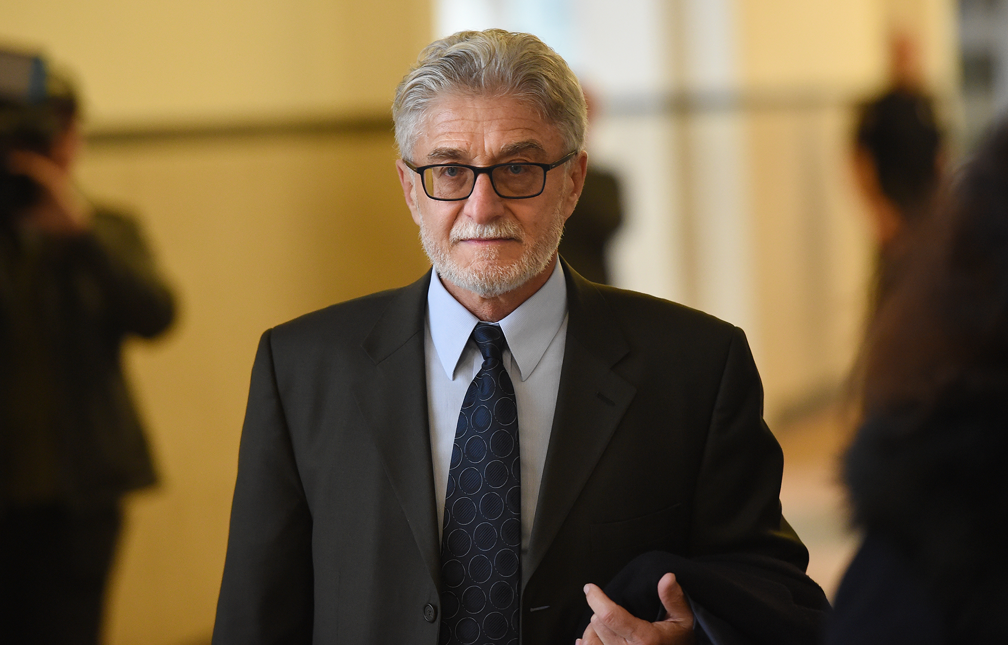 Neulander: I can't get a fair murder retrial in Syracuse. You don't know that yet, court responds