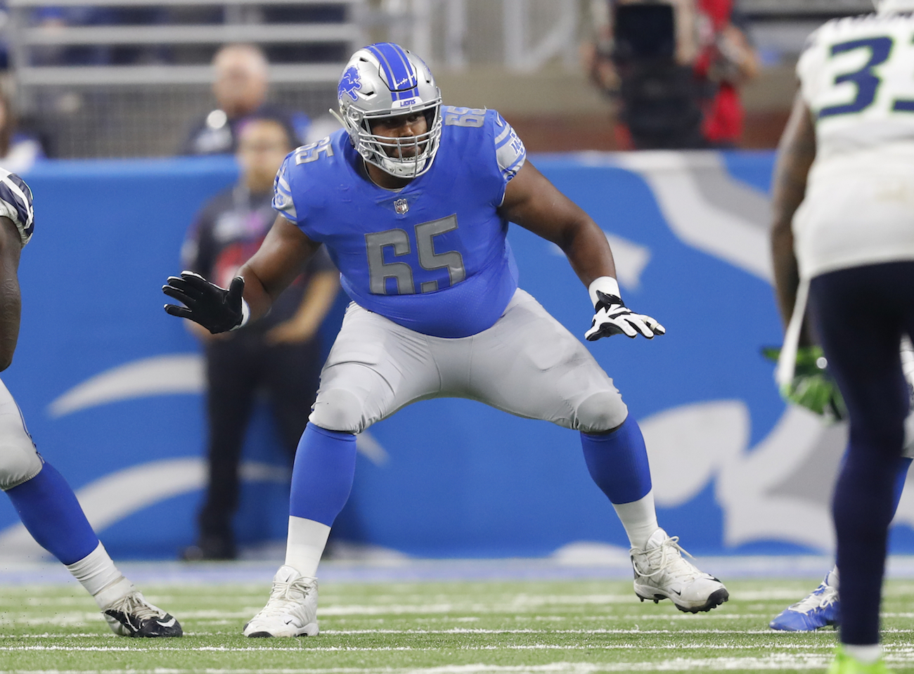 Lions rookie OT Tyrell Crosby will make first career start Sunday -  mlive.com