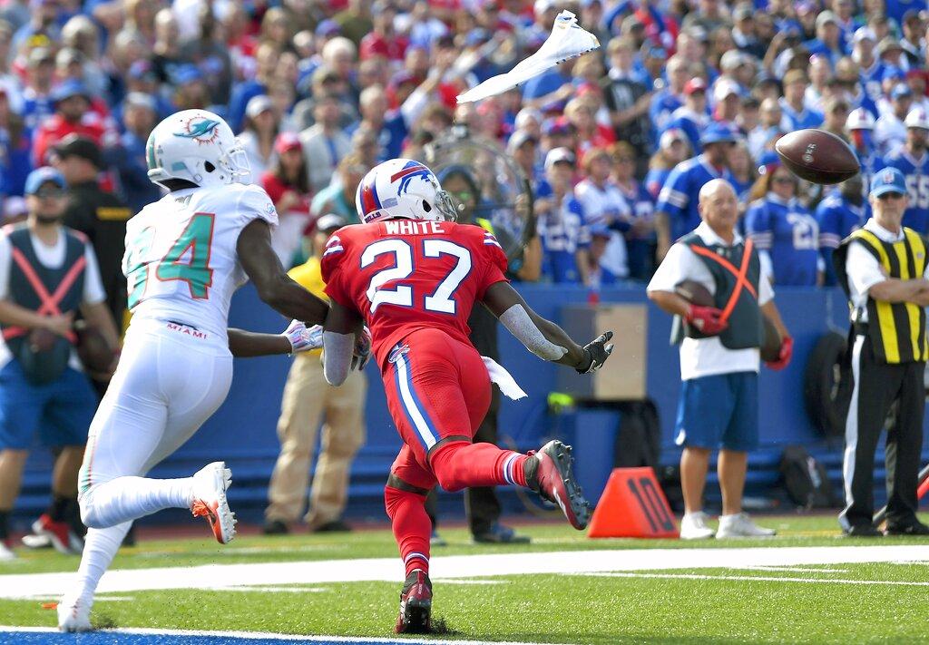 NFL Week 11 odds: Buffalo Bills open as road favorite against Miami Dolphins