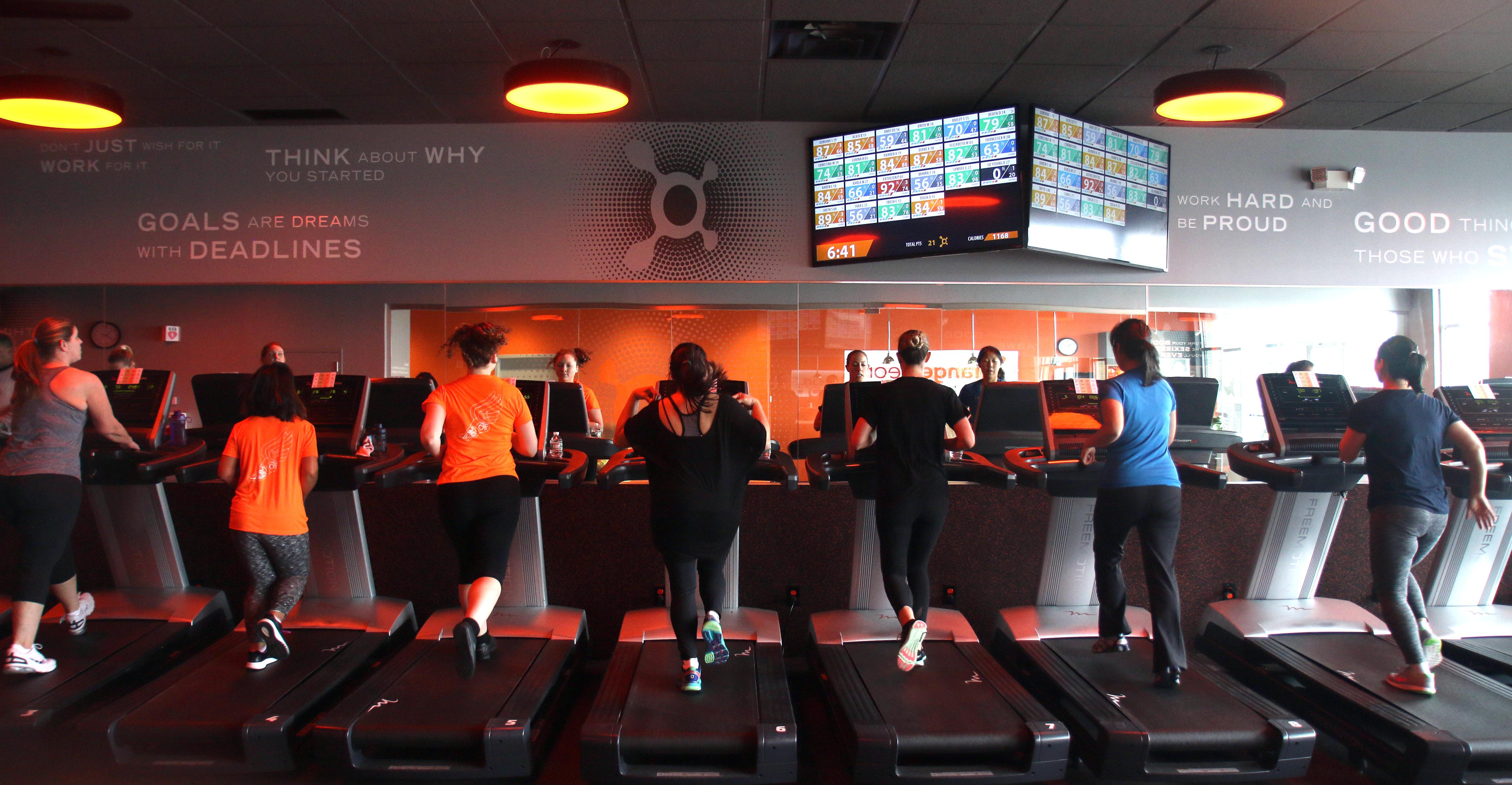 Orangetheory Fitness opening studios in 4 N.J. towns