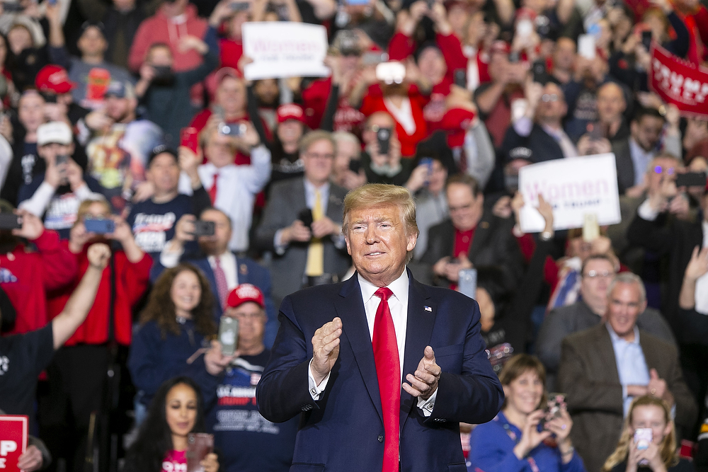 Most Jersey residents simply don't like Donald Trump